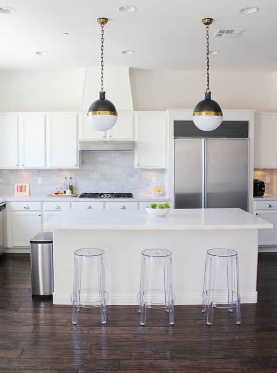 Hardwood Floors in the Kitchen? 10 Examples Prove They're Worth It: gallery image 10