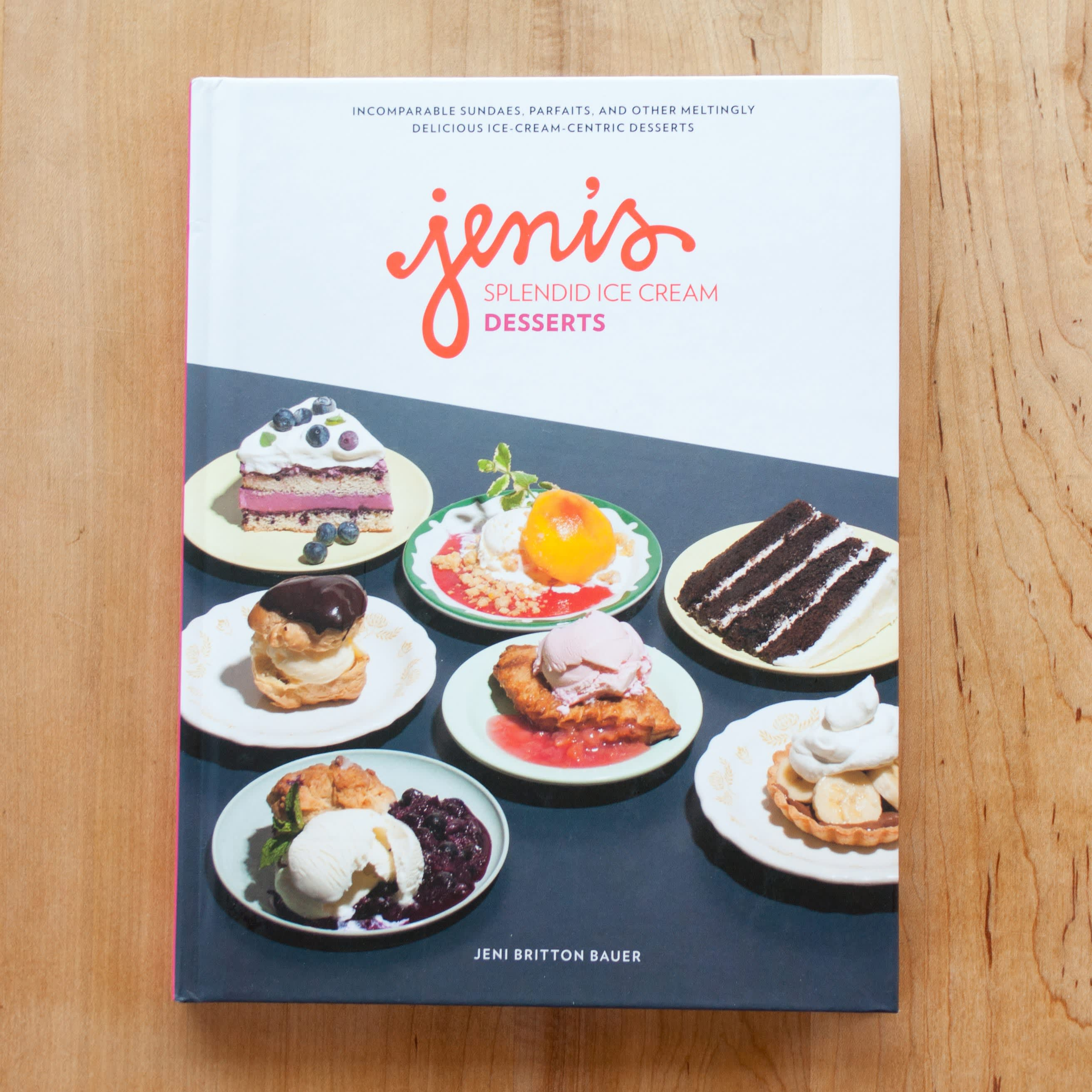 Jeni's Splendid Ice Cream Desserts by Jeni Britton Bauer: gallery image 1
