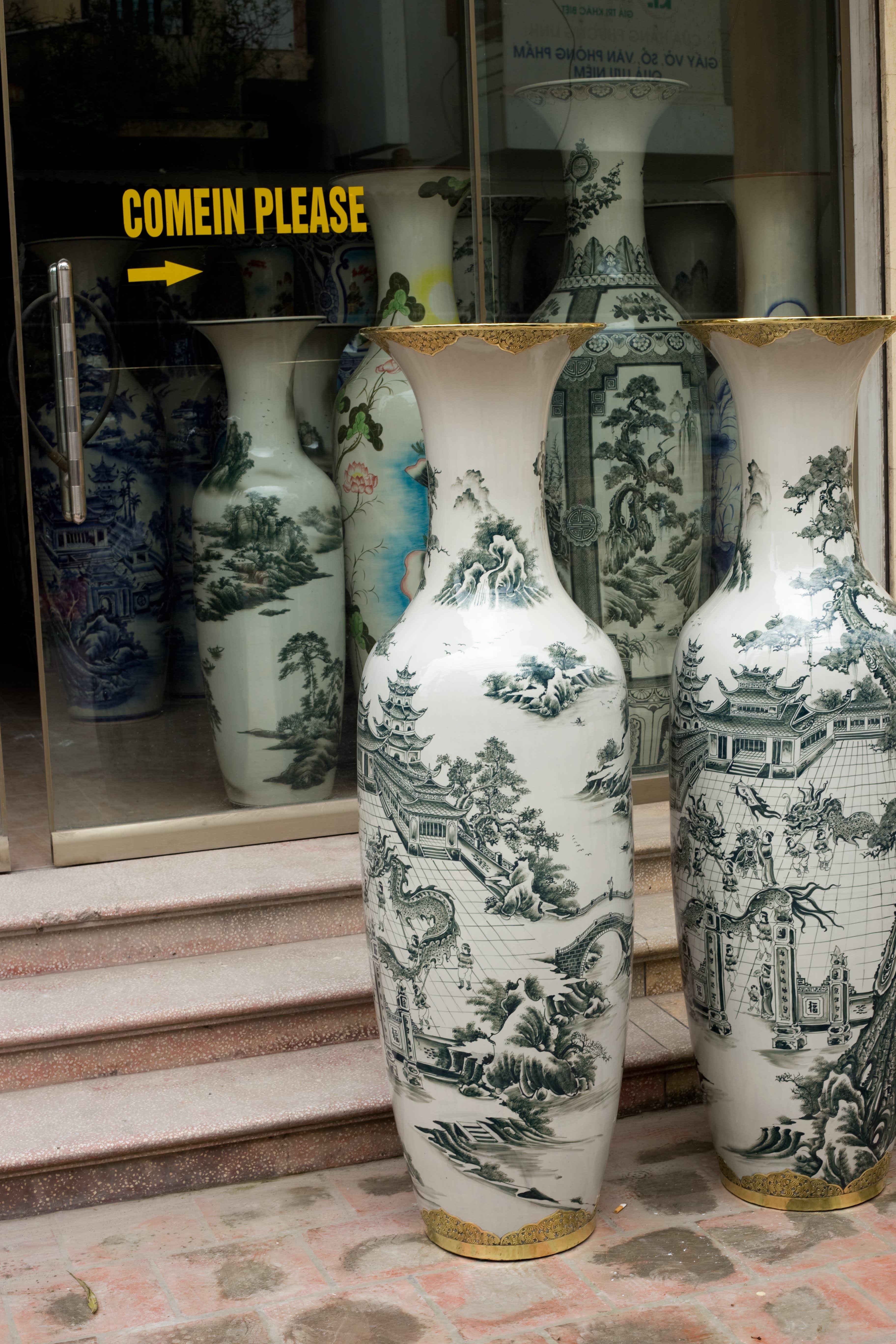 Visit the Ancient Village of Bat Trang, Vietnam, Where Everyone Makes Pottery: gallery image 6