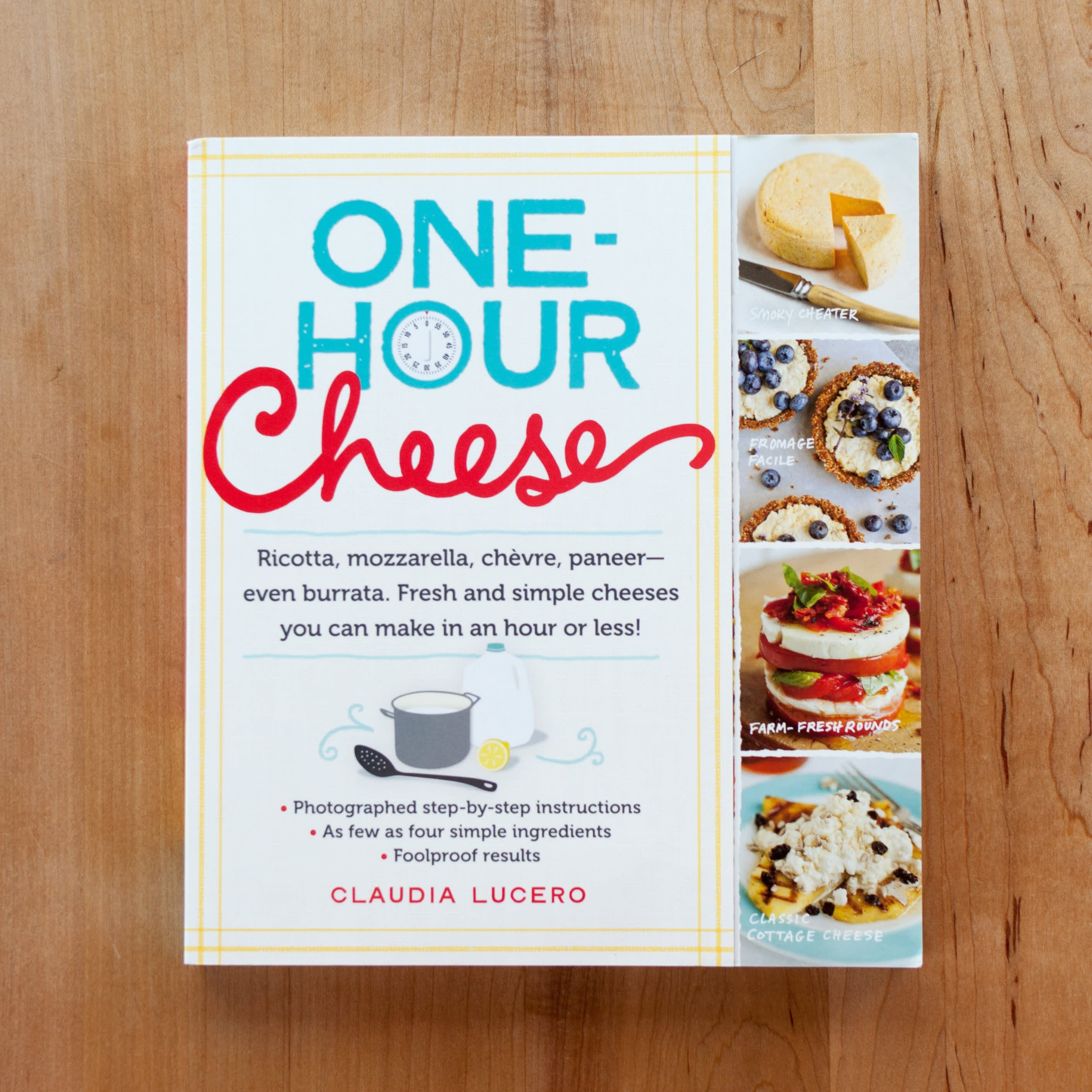 One-Hour Cheese by Claudia Lucero: gallery image 1