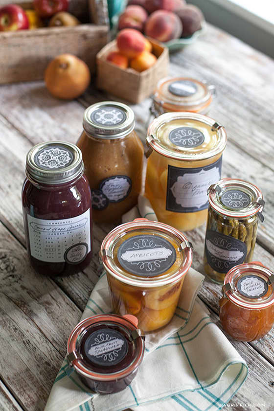 15 Free Downloadable Labels for Your Canning Jars: gallery image 9