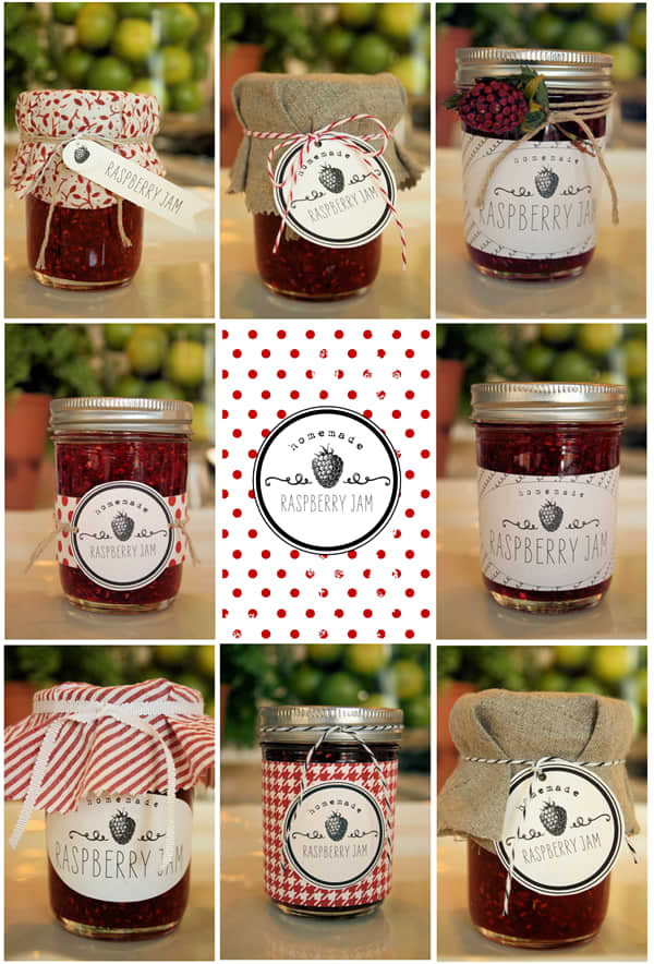 15 Free Downloadable Labels for Your Canning Jars: gallery image 10