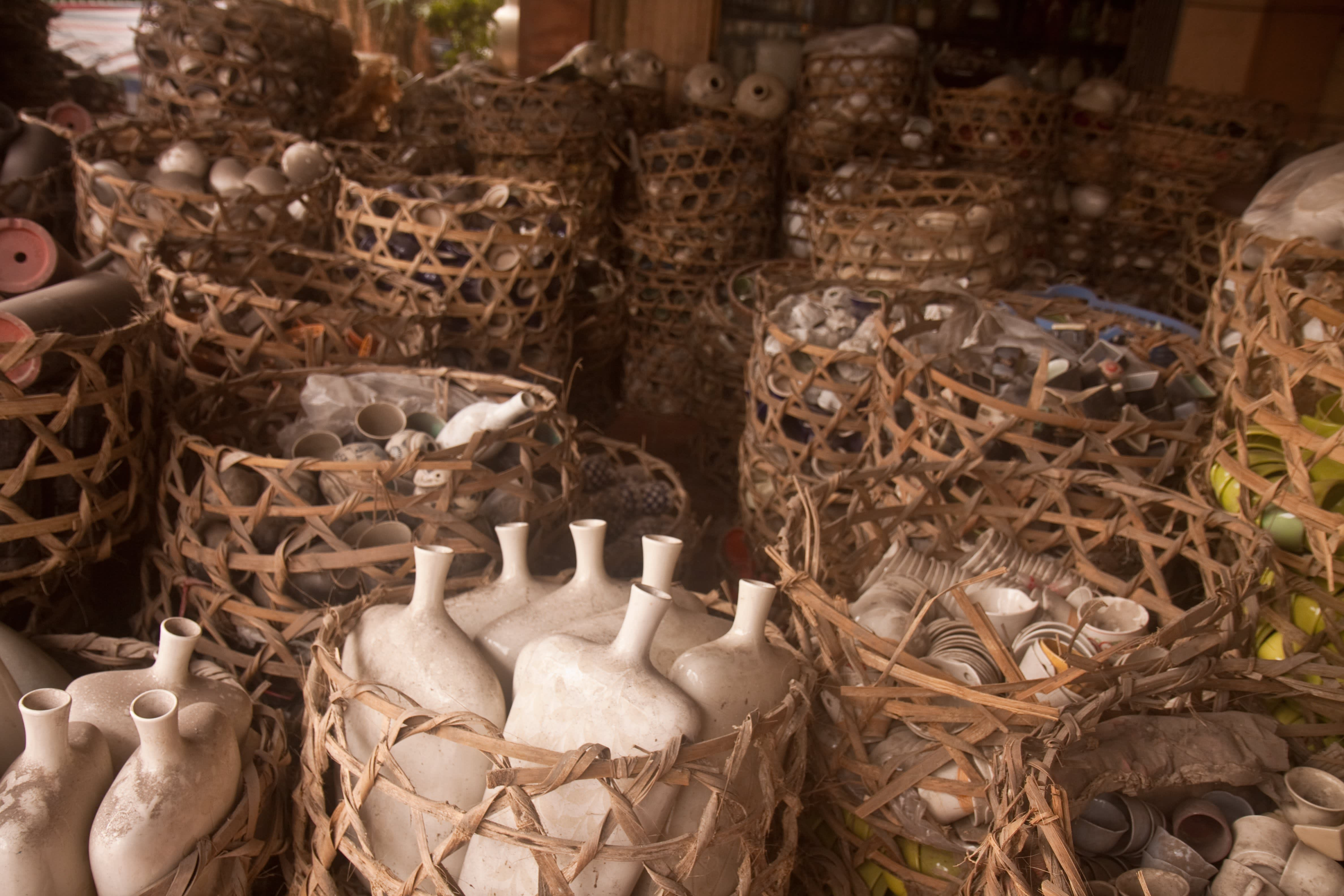 Visit the Ancient Village of Bat Trang, Vietnam, Where Everyone Makes Pottery: gallery image 7
