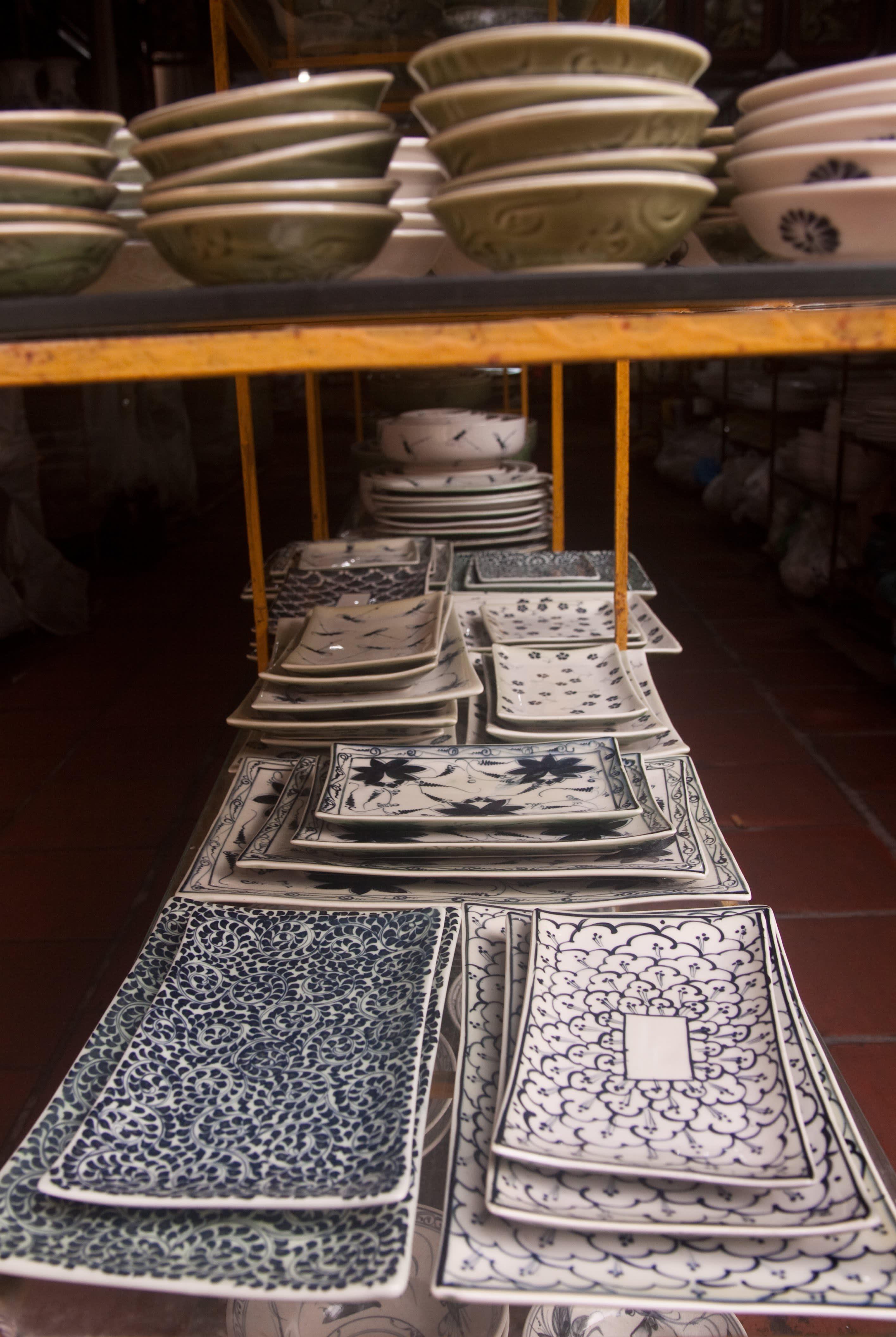Visit the Ancient Village of Bat Trang, Vietnam, Where Everyone Makes Pottery: gallery image 4