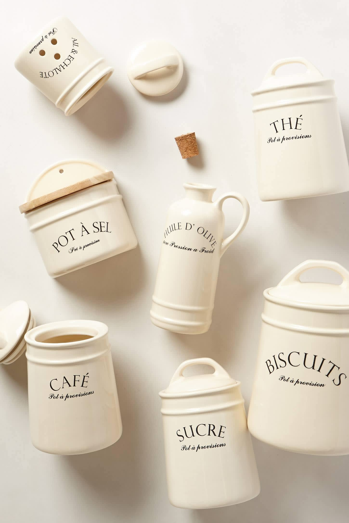 8 Canisters and Containers to Bring Order to Your Pantry: gallery image 1