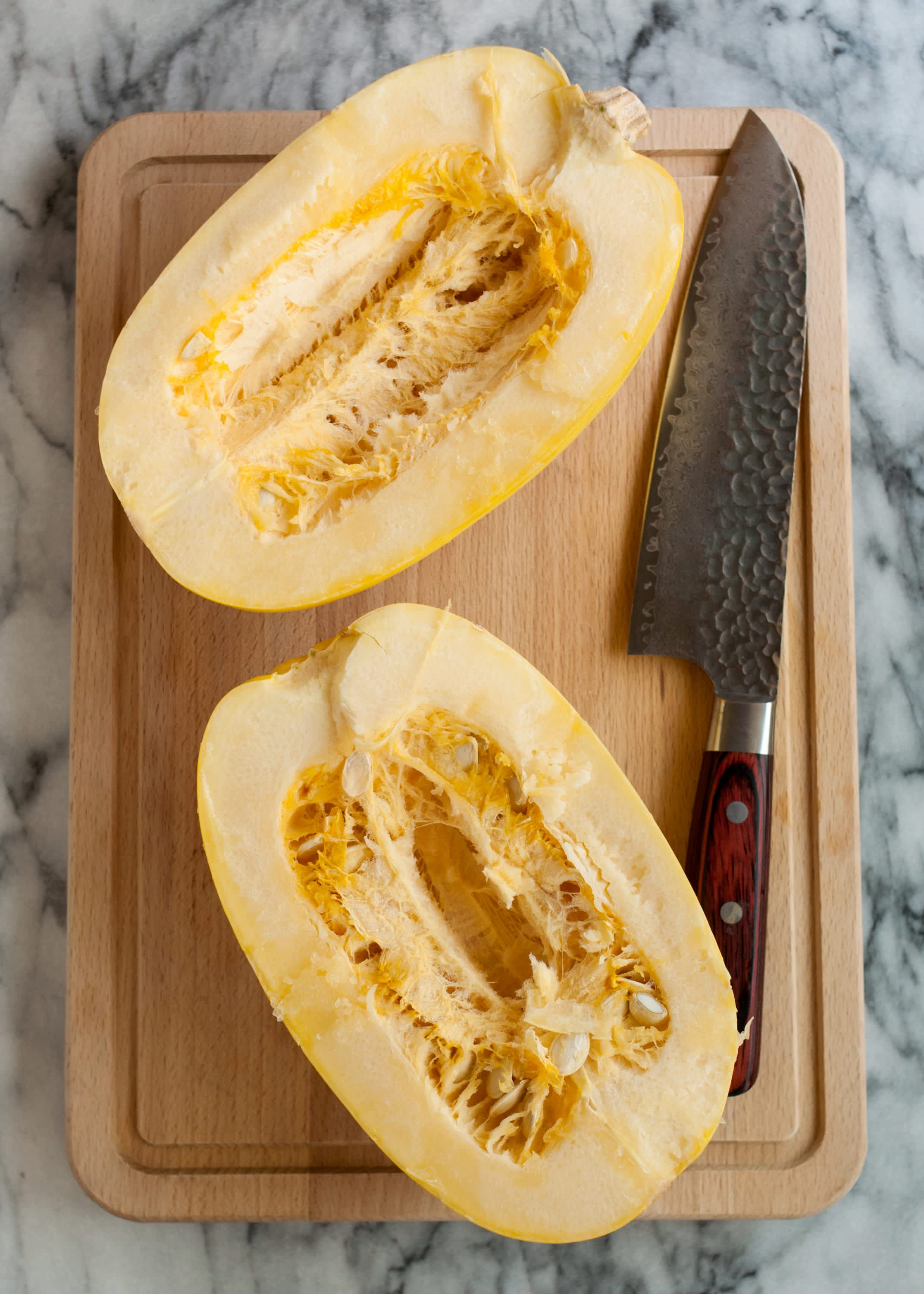 How To Cook Spaghetti Squash in the Oven: gallery image 3