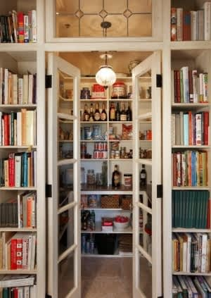 10 Inspiring Small-Space Pantries: gallery image 9