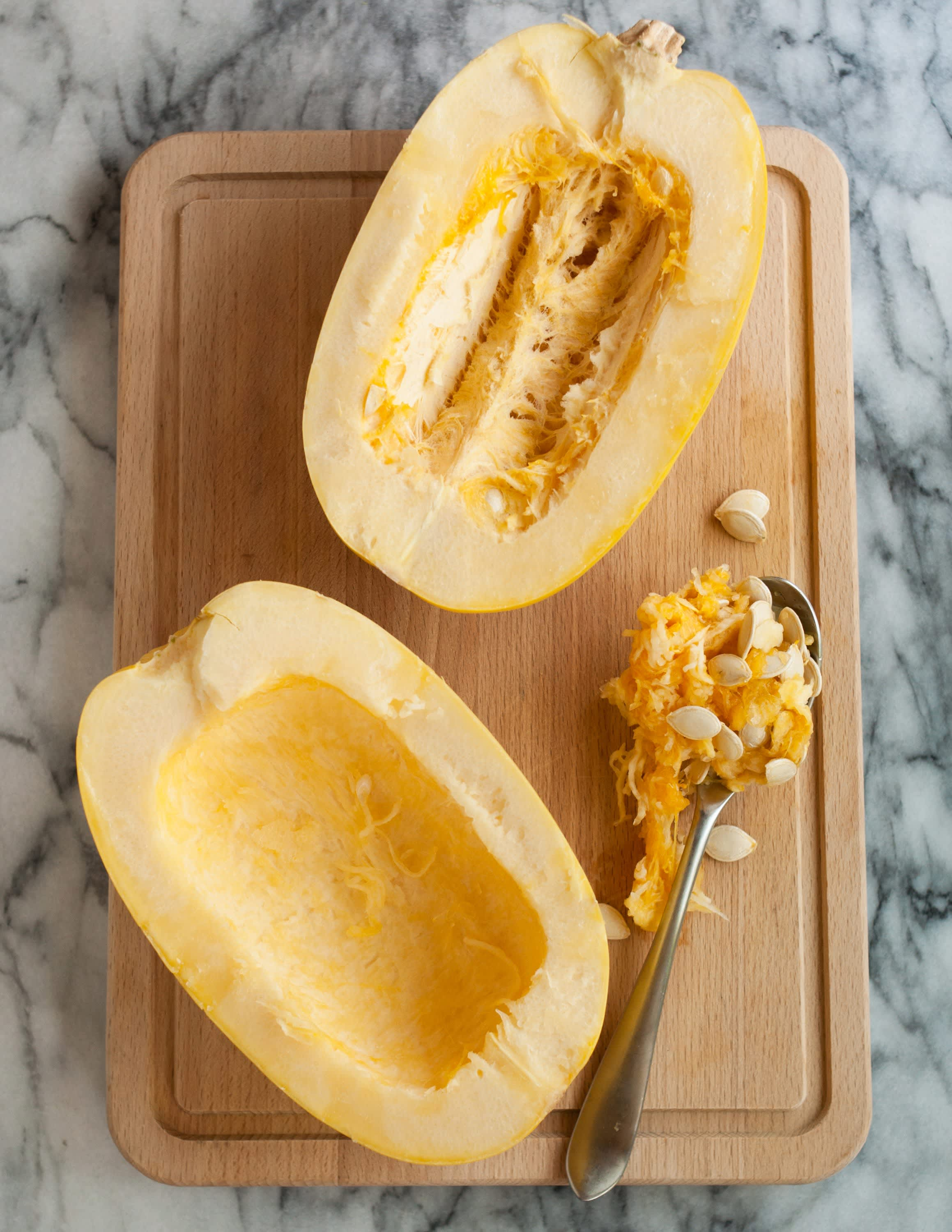 How To Cook Spaghetti Squash in the Oven: gallery image 5