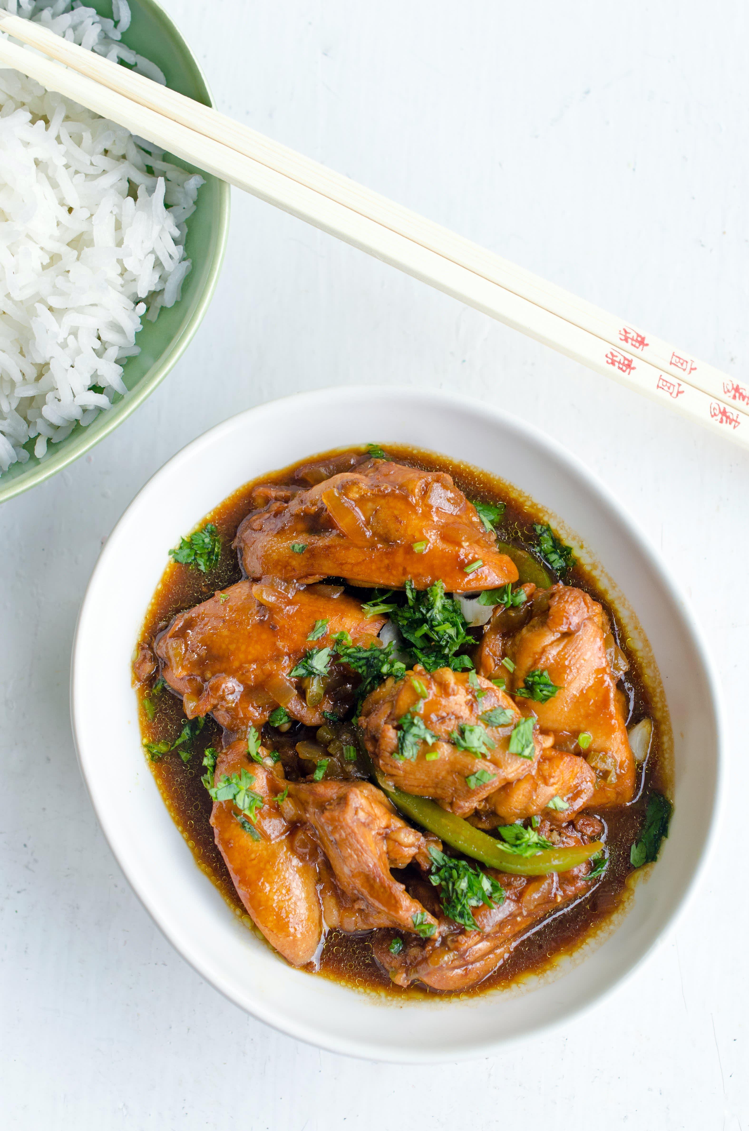 Indian Chili Chicken