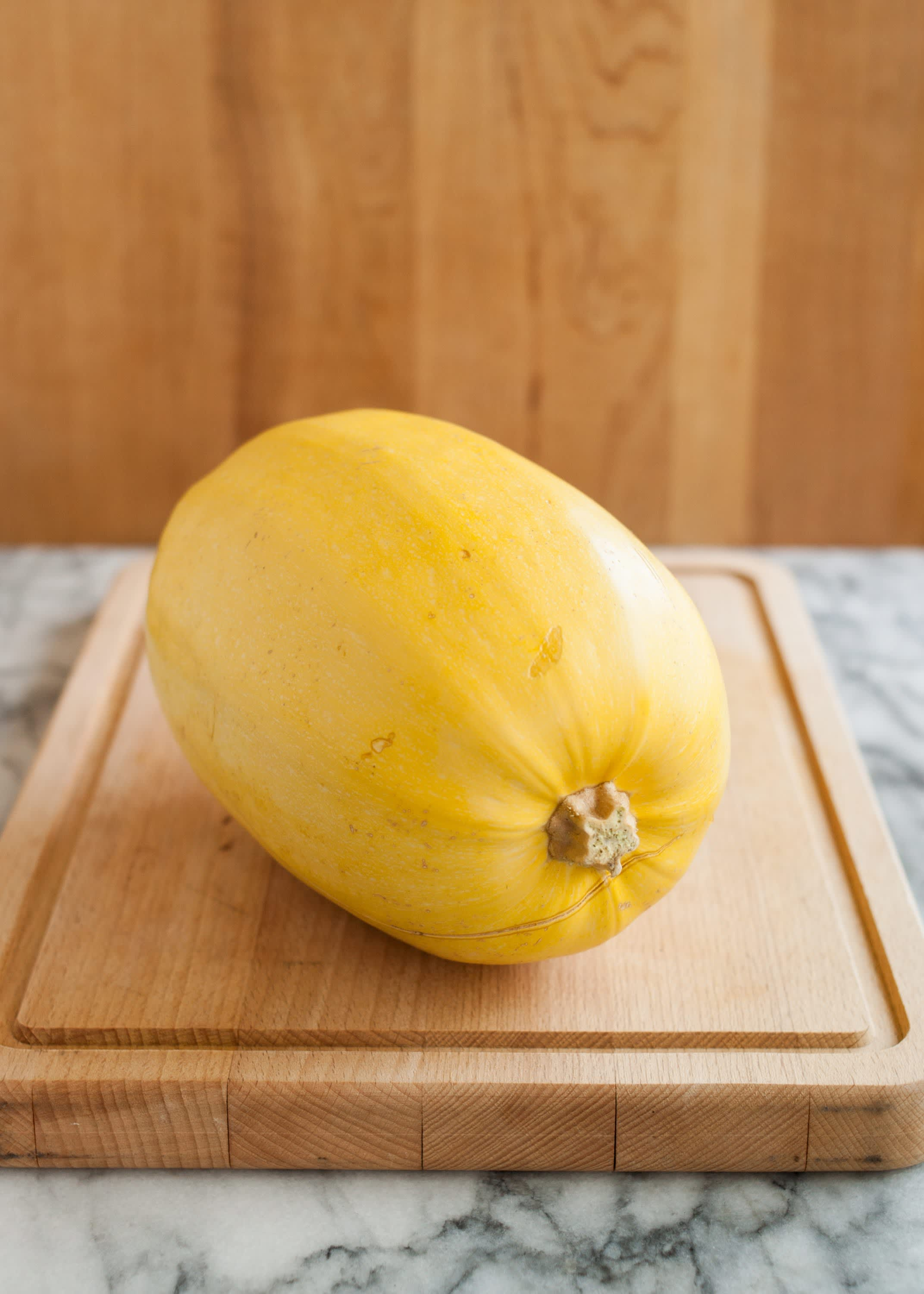 How To Cook Spaghetti Squash in the Oven: gallery image 1