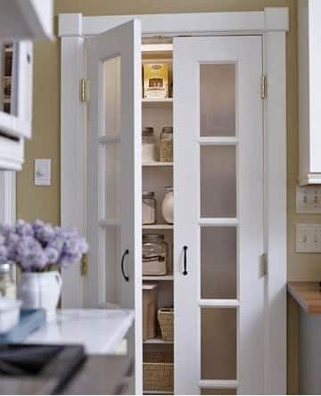 10 Inspiring Small-Space Pantries: gallery image 7