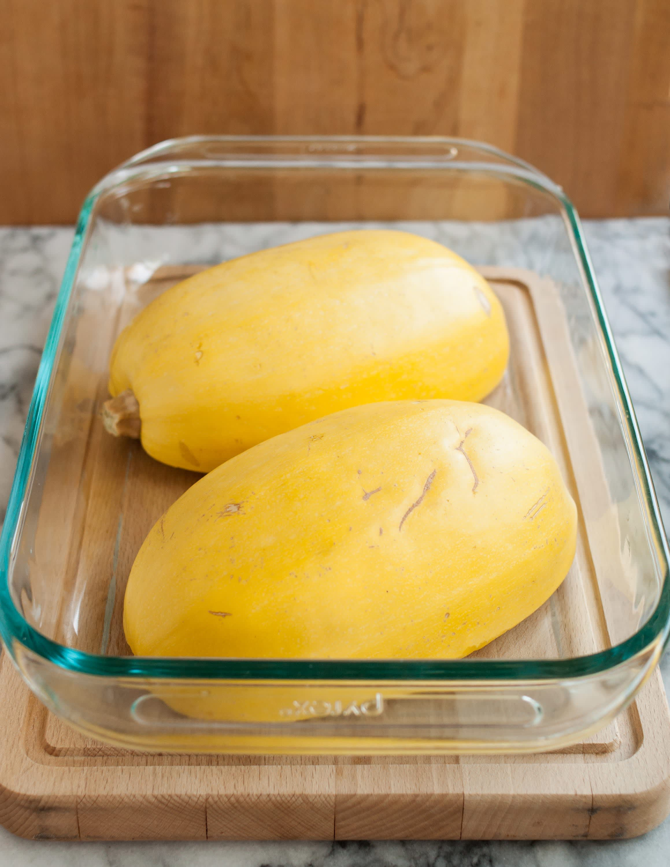 How To Cook Spaghetti Squash in the Oven: gallery image 7