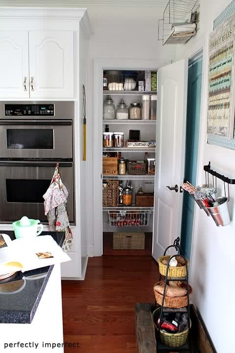 10 Inspiring Small-Space Pantries: gallery image 4