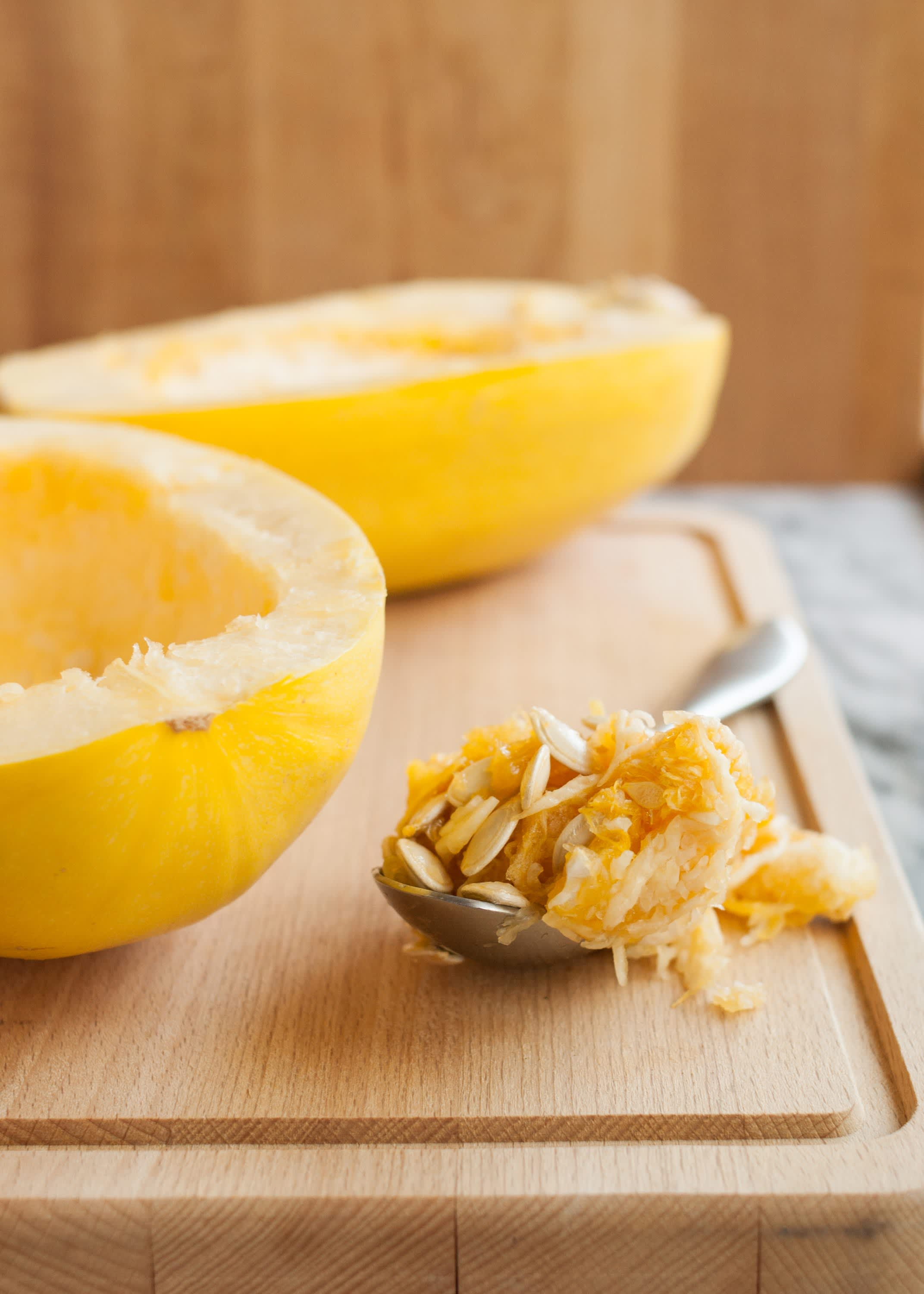 How To Cook Spaghetti Squash in the Oven: gallery image 6