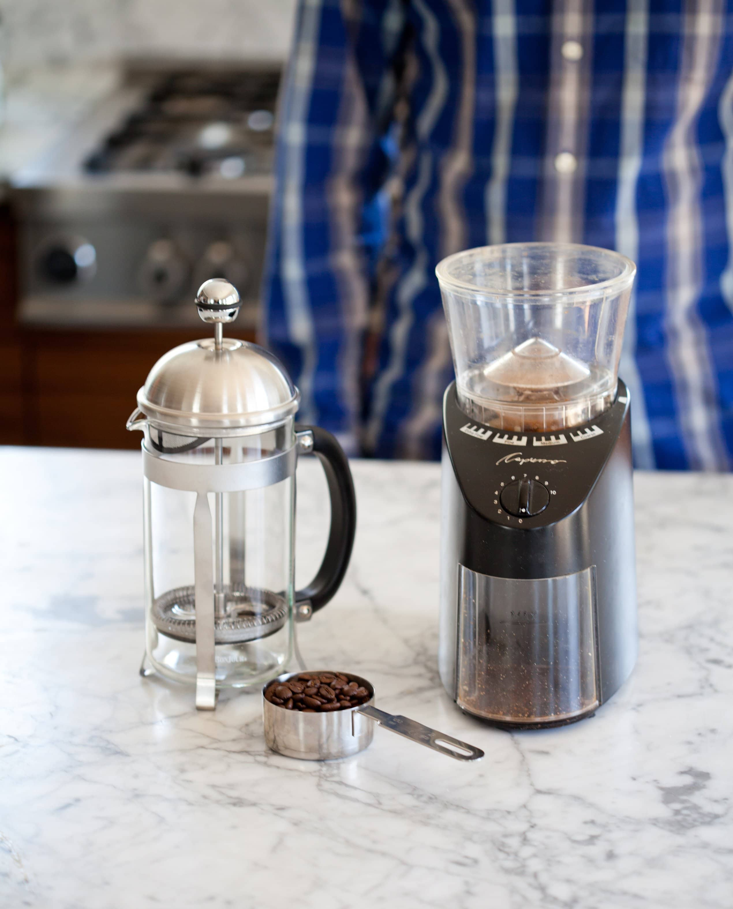 How To Make French Press Coffee: gallery image 1