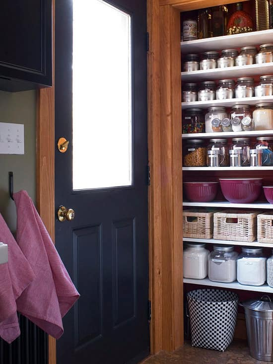 10 Inspiring Small-Space Pantries: gallery image 2