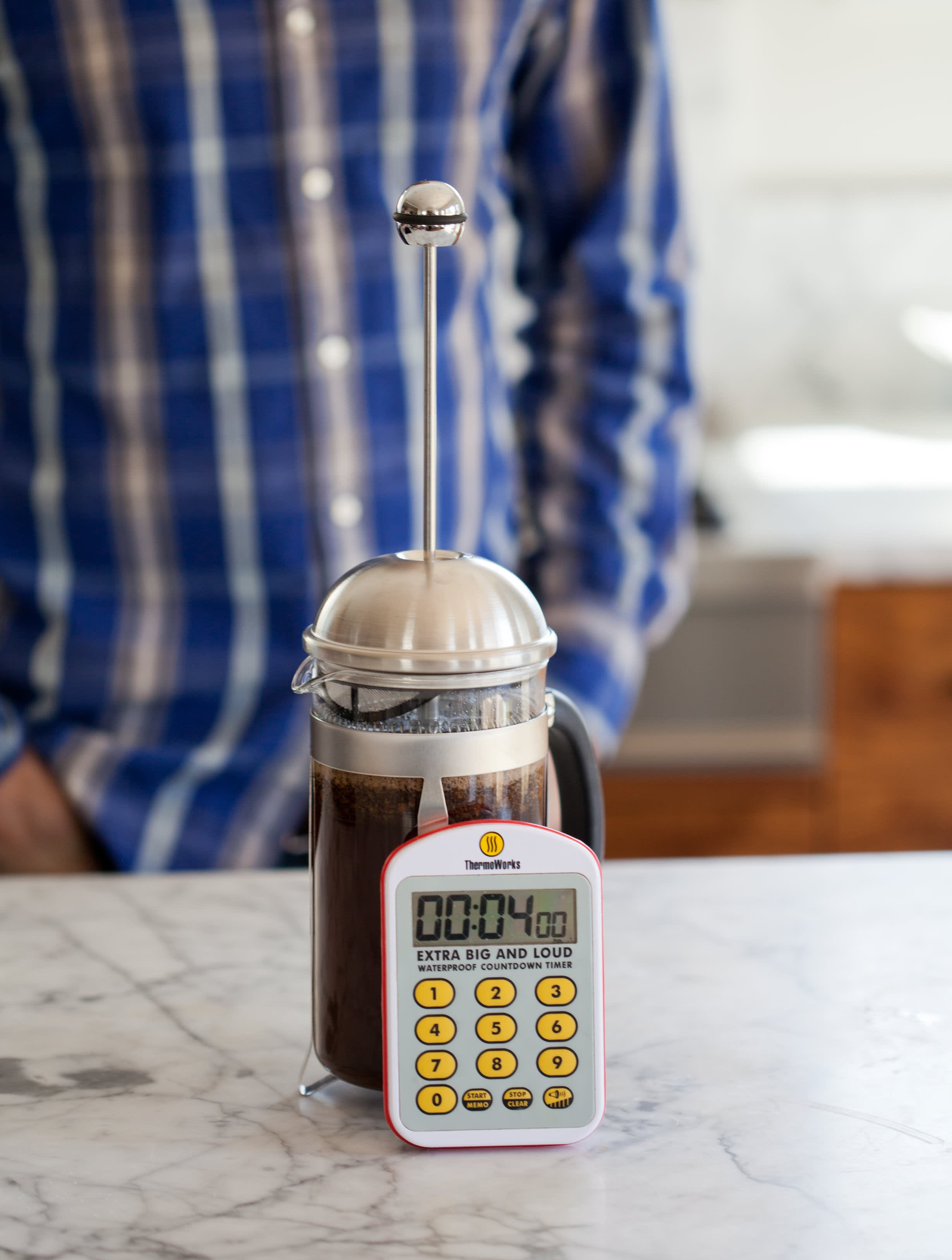 How To Make French Press Coffee: gallery image 8