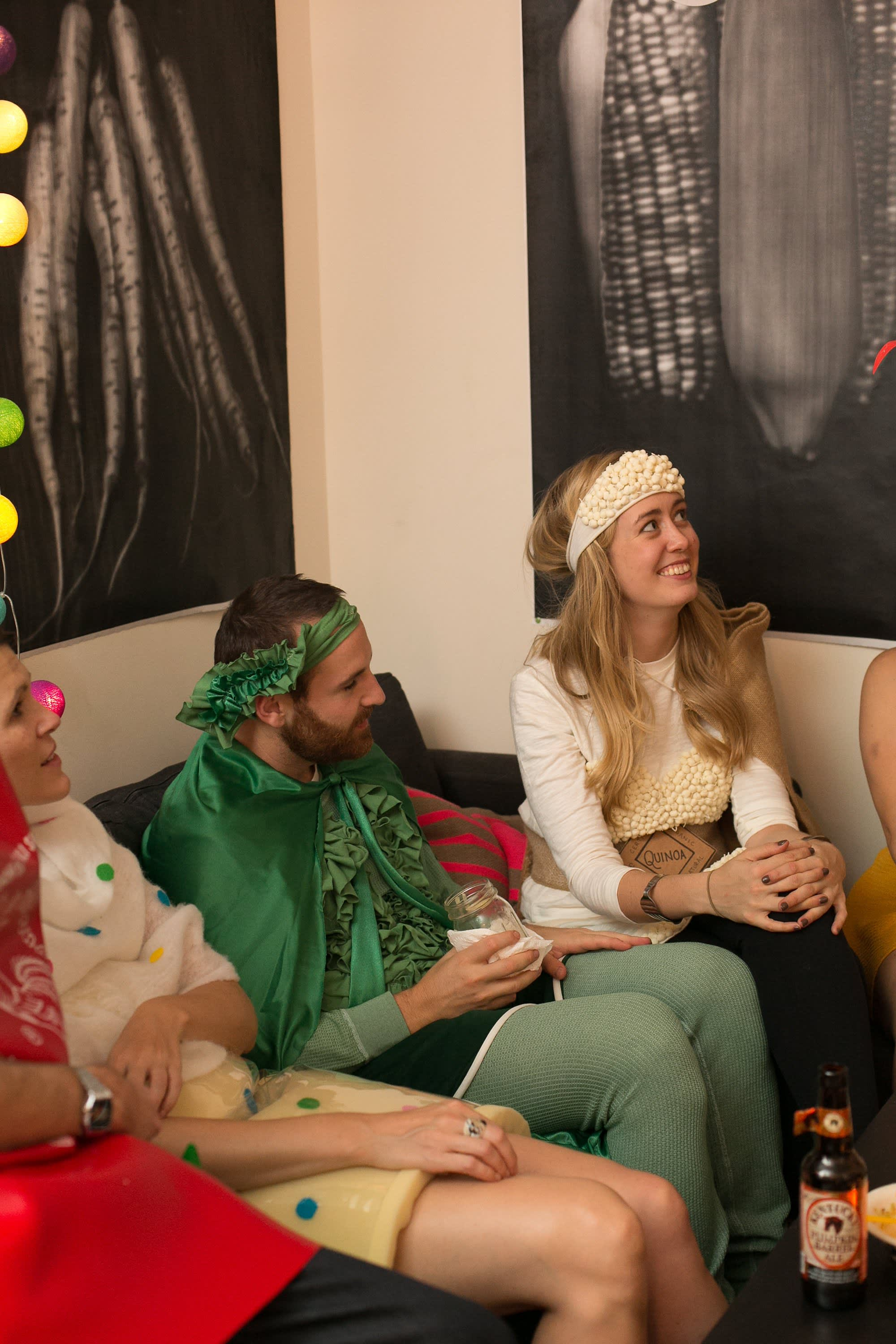 A Spooky Colorful Halloween Party: gallery image 35