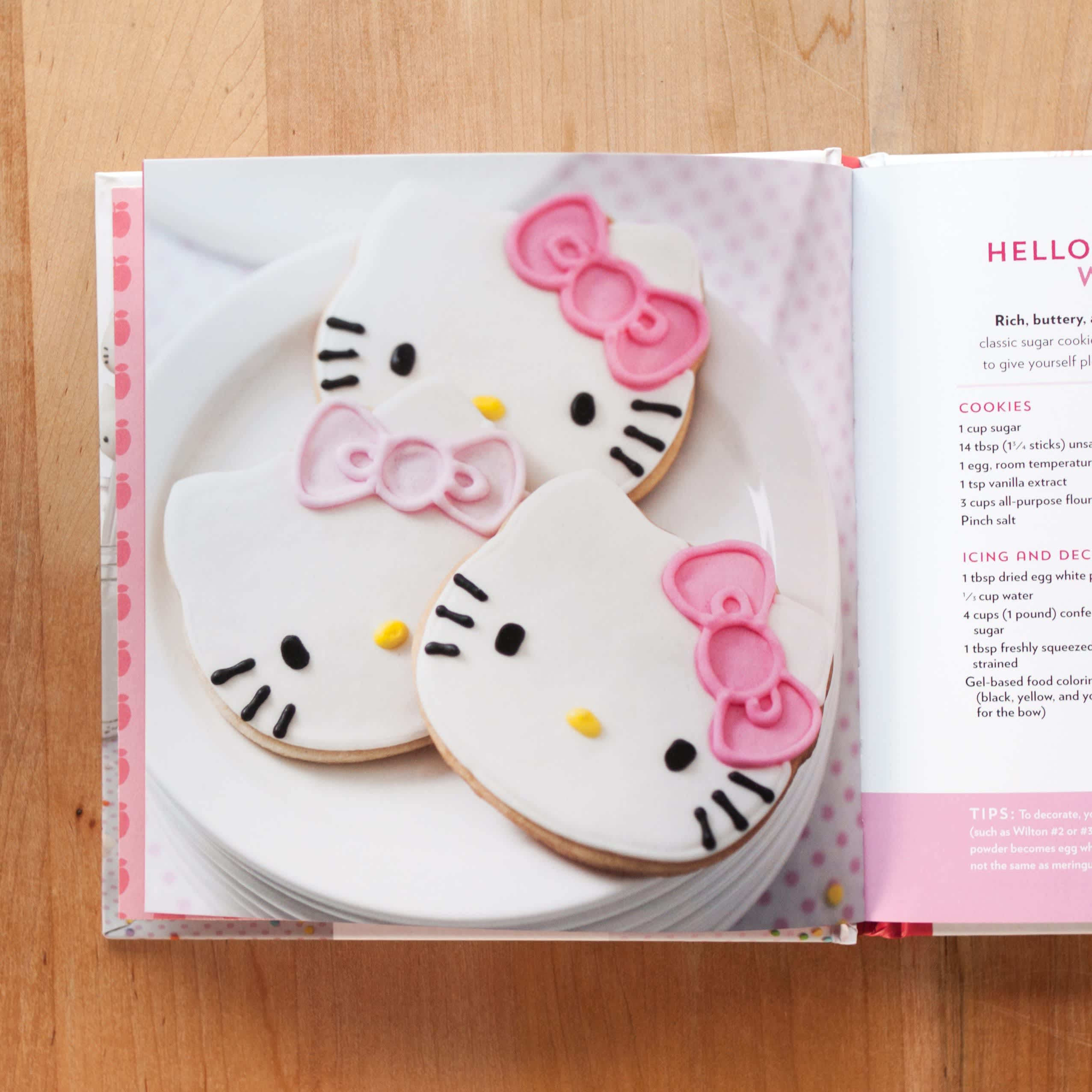 Why Bake a Cake When You Can Bake a Hello Kitty Cake?: gallery image 5
