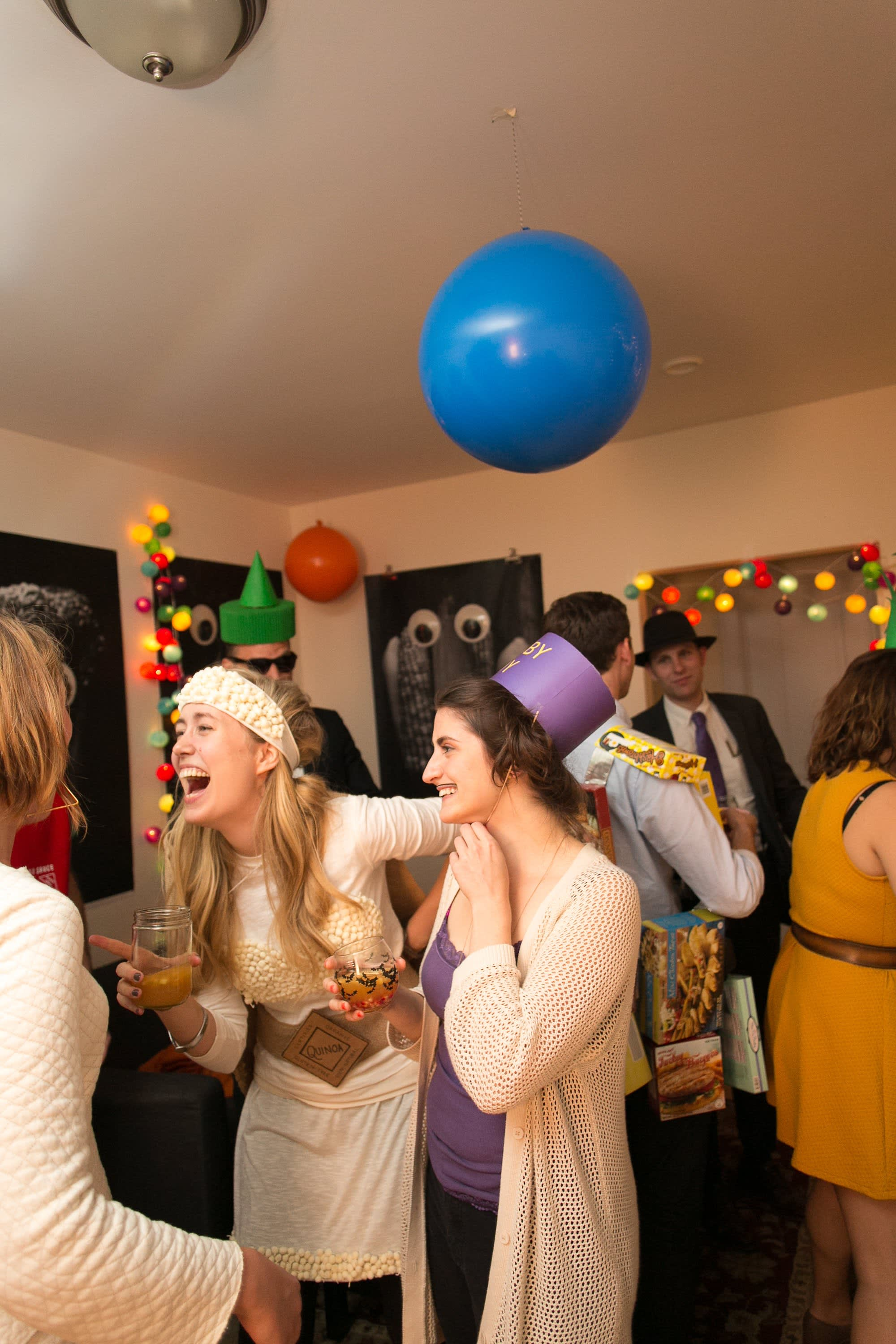 A Spooky Colorful Halloween Party: gallery image 37