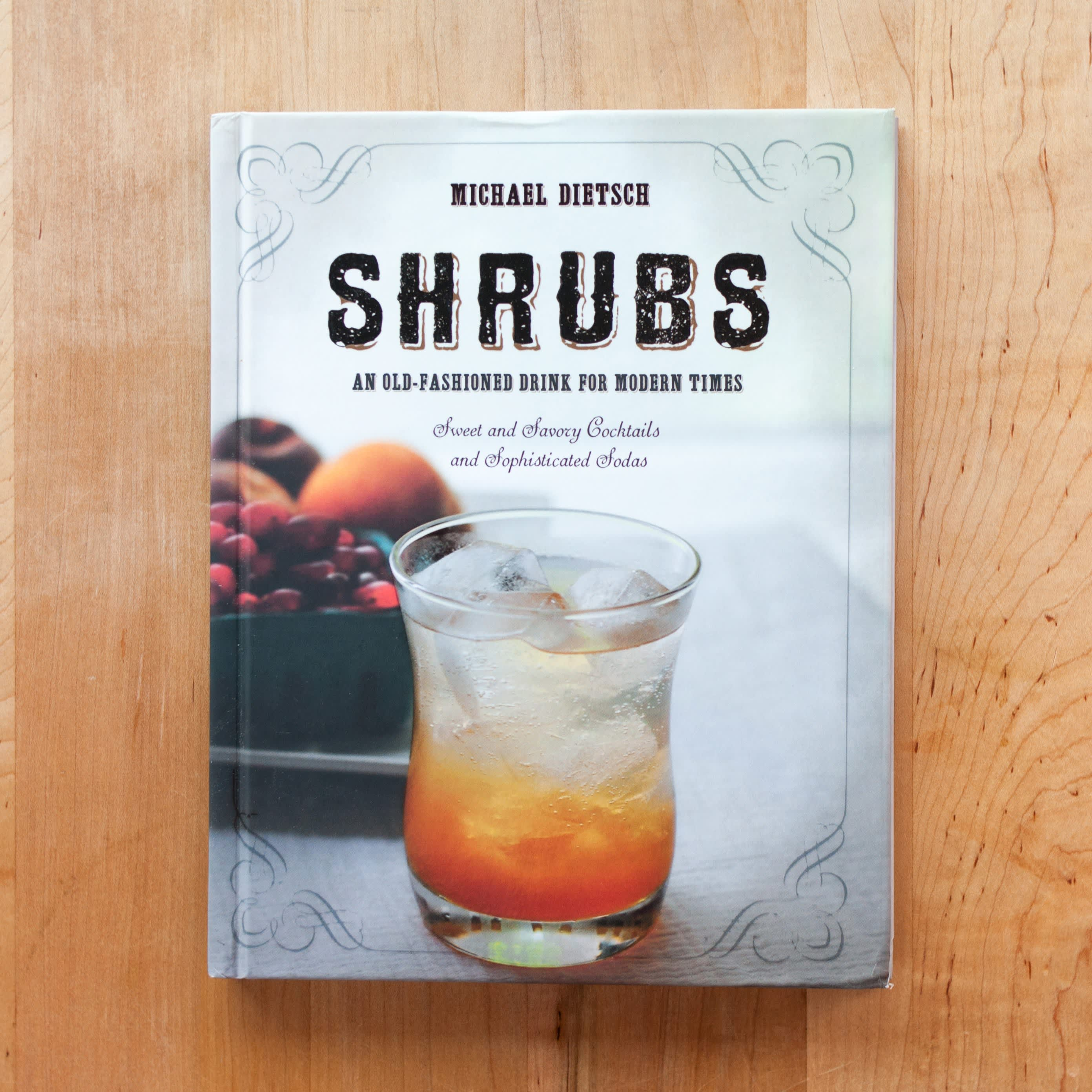 Shrubs Are The New Best Thing to Hit Your Cocktail Glass: gallery image 1