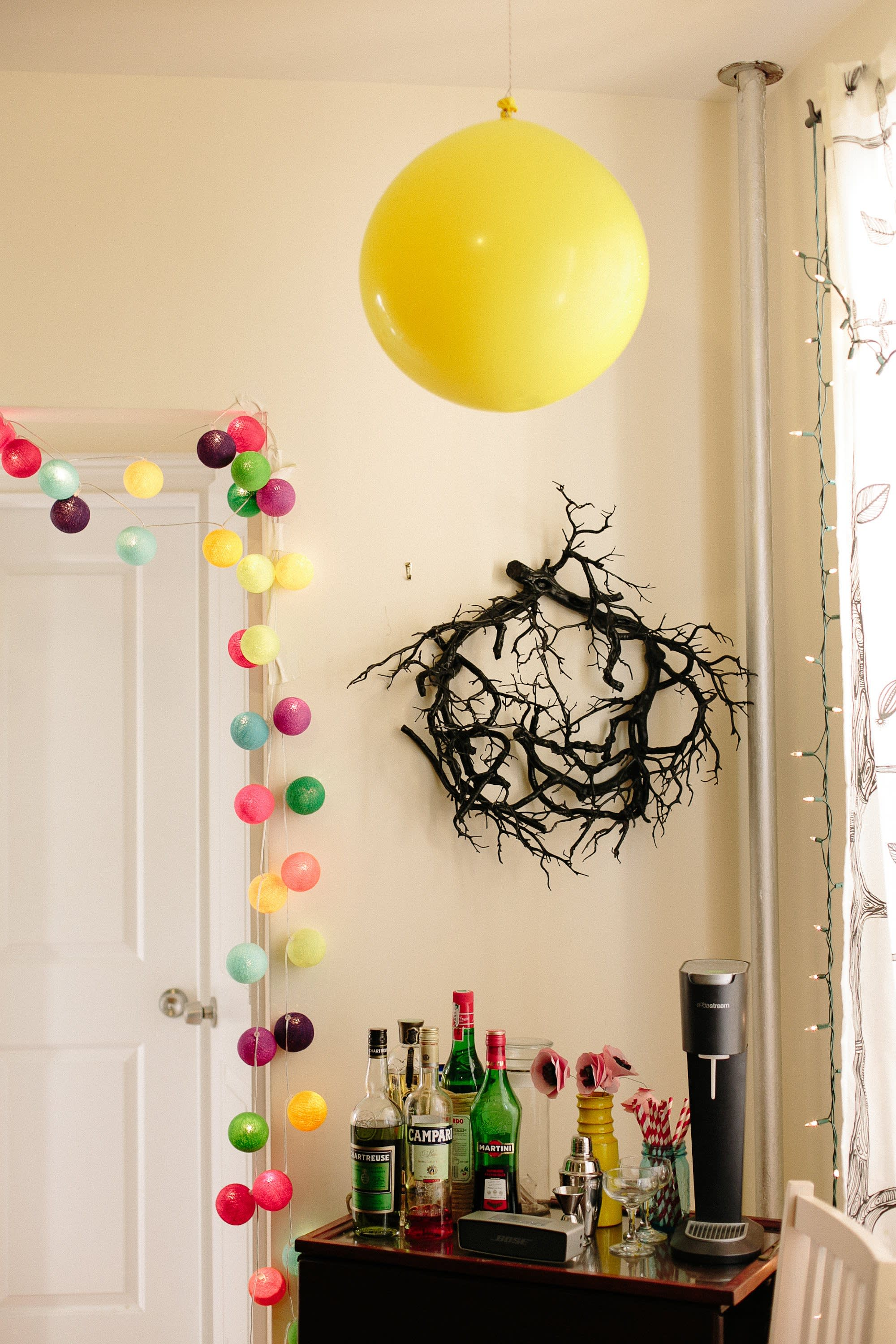 A Spooky Colorful Halloween Party: gallery image 2