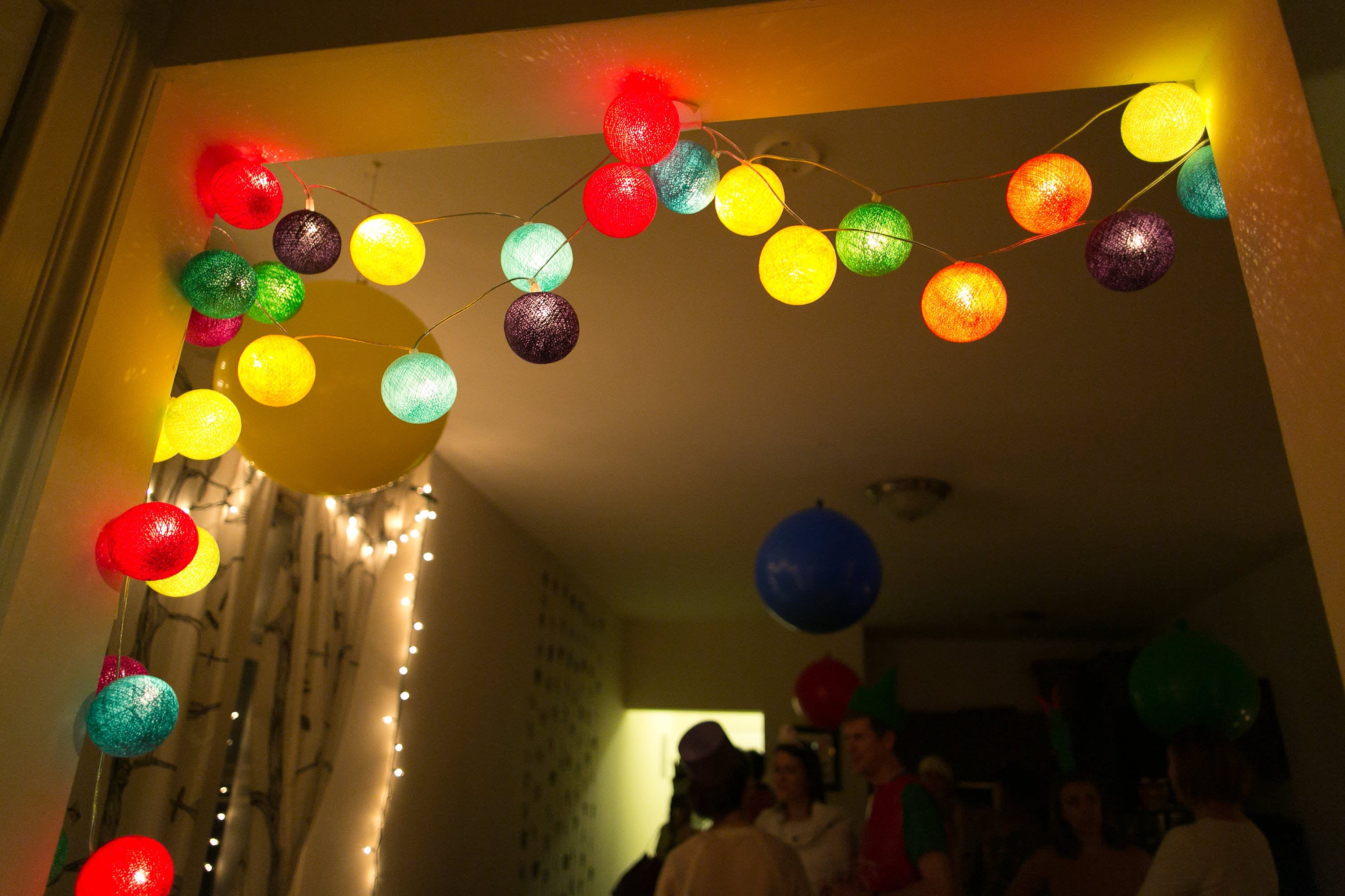 A Spooky Colorful Halloween Party: gallery image 41