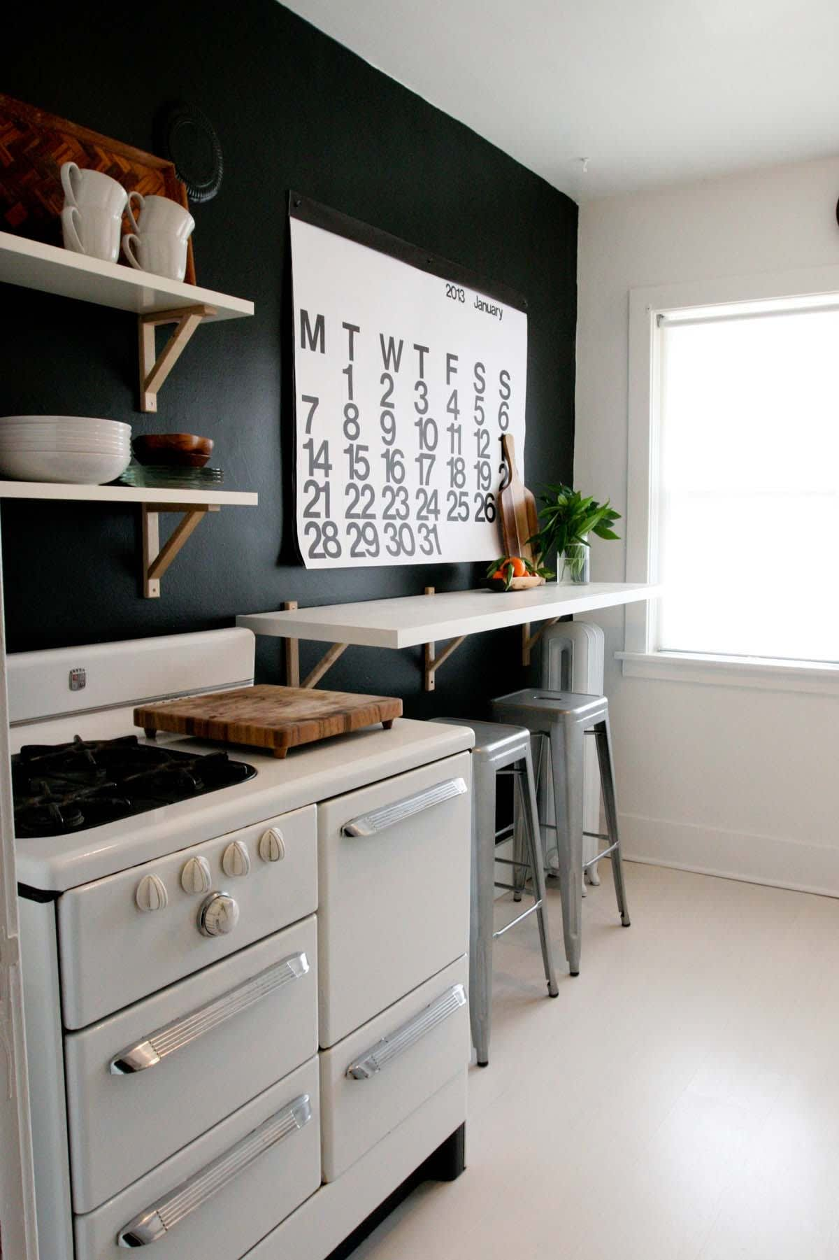 Black Kitchens Are Not Spooky. Here Are 5 That Prove It.: gallery image 4
