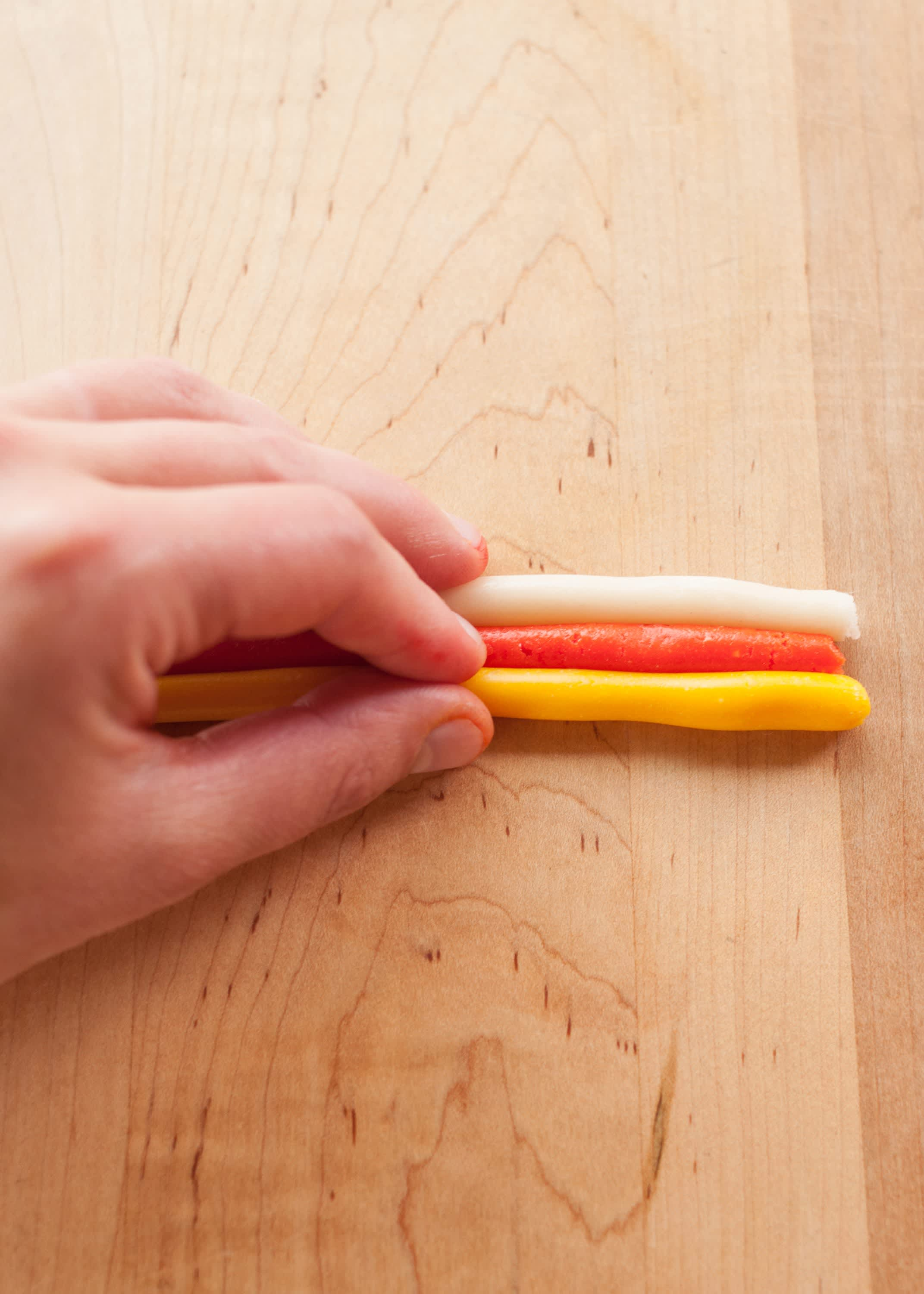 How To Make Homemade Candy Corn: gallery image 13