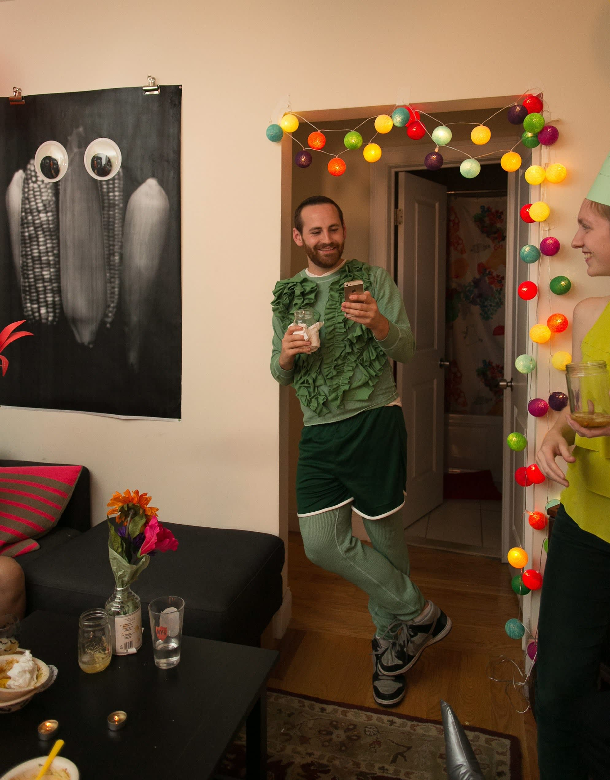 A Spooky Colorful Halloween Party: gallery image 39
