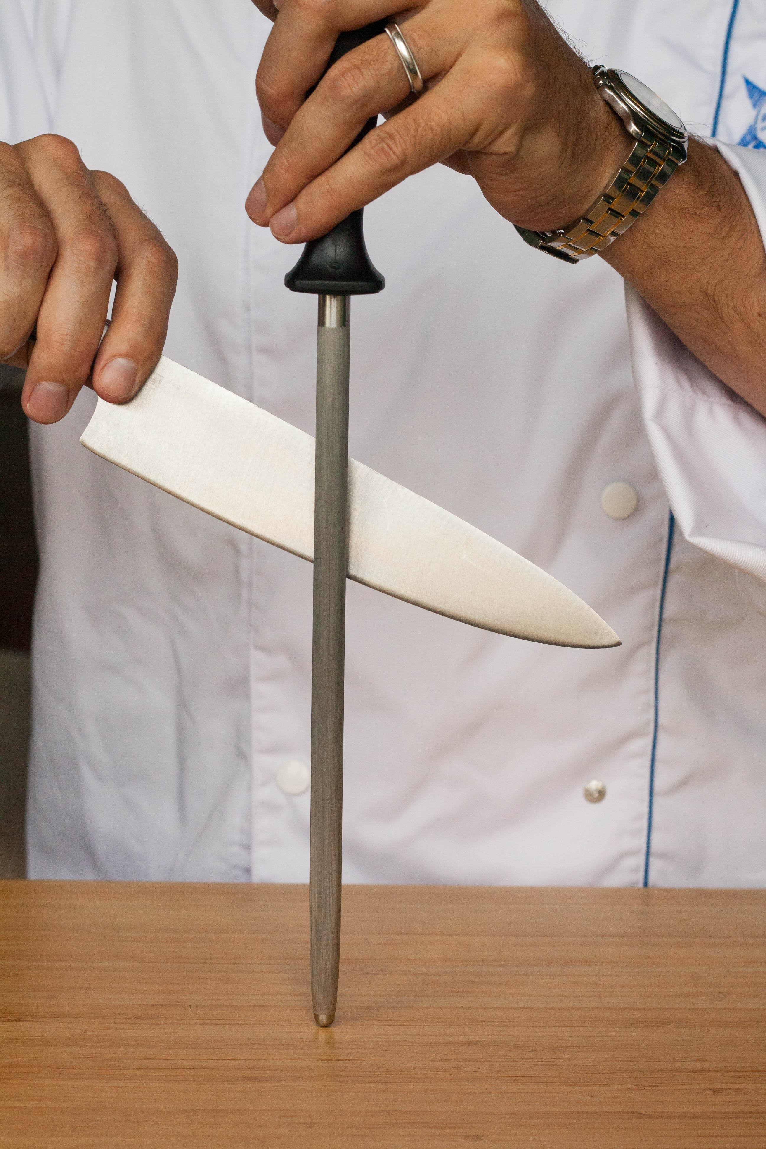 This Tool Does Not Actually Sharpen Your Knife. Here's ...