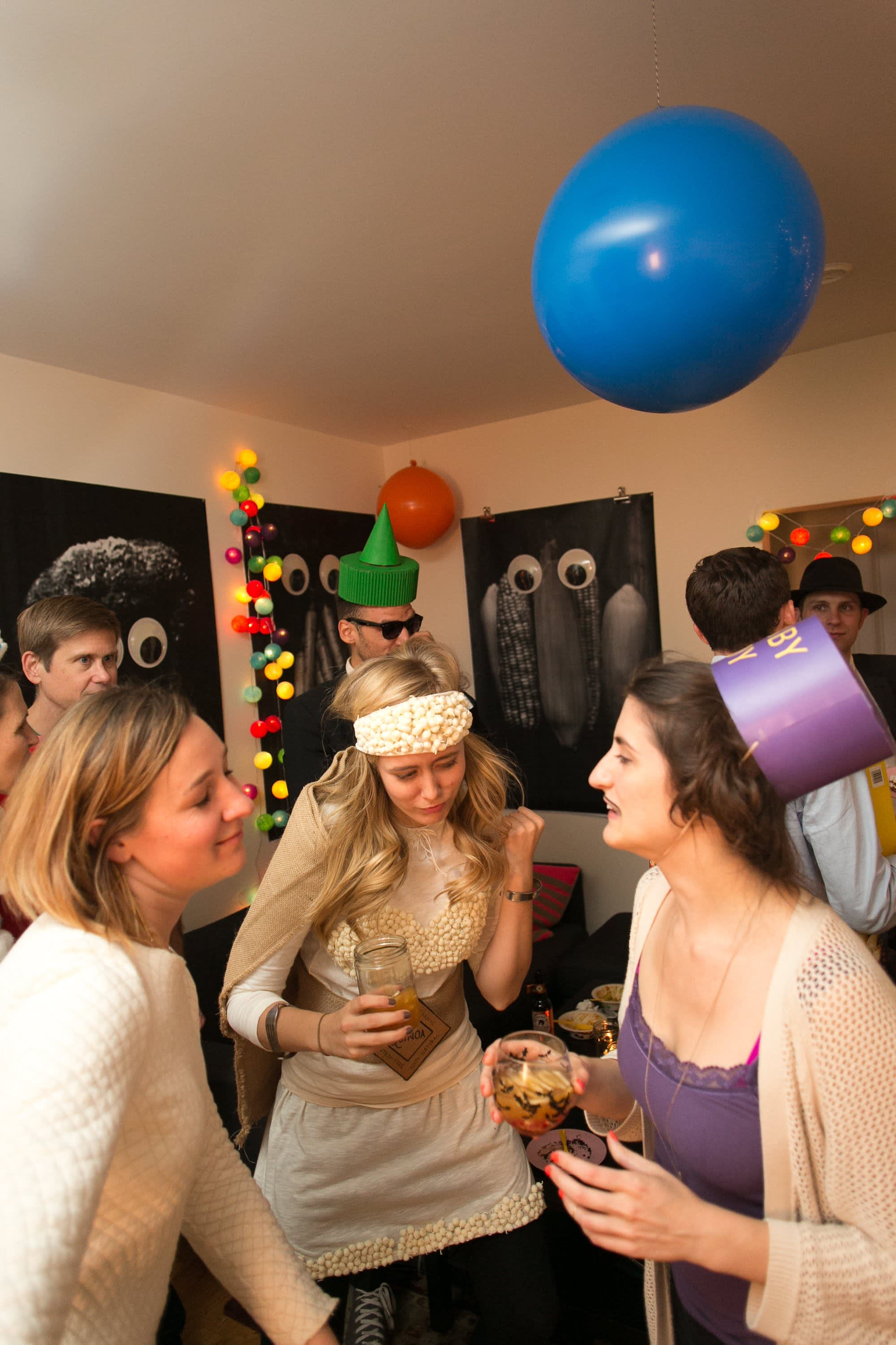 A Spooky Colorful Halloween Party: gallery image 38