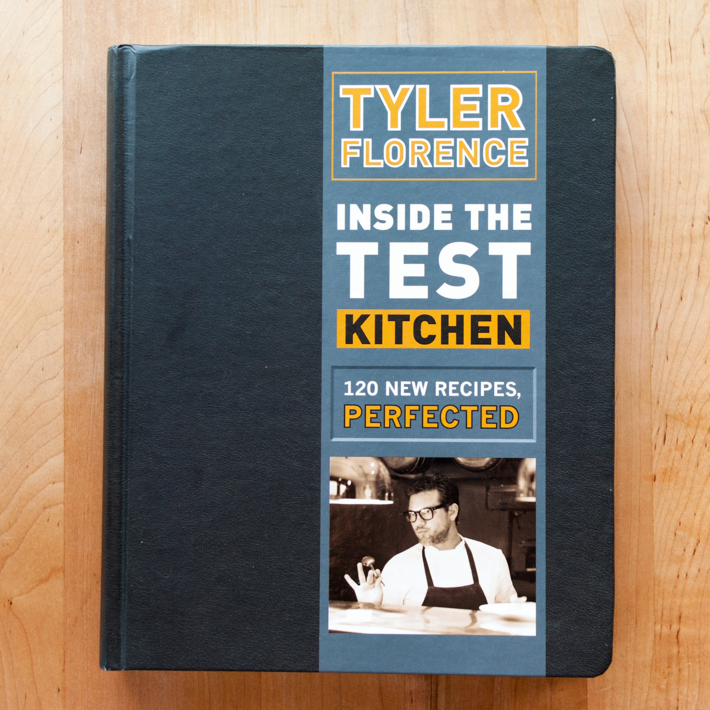 Bring Tyler Florence's Test Kitchen Into Your Home Kitchen: gallery image 1