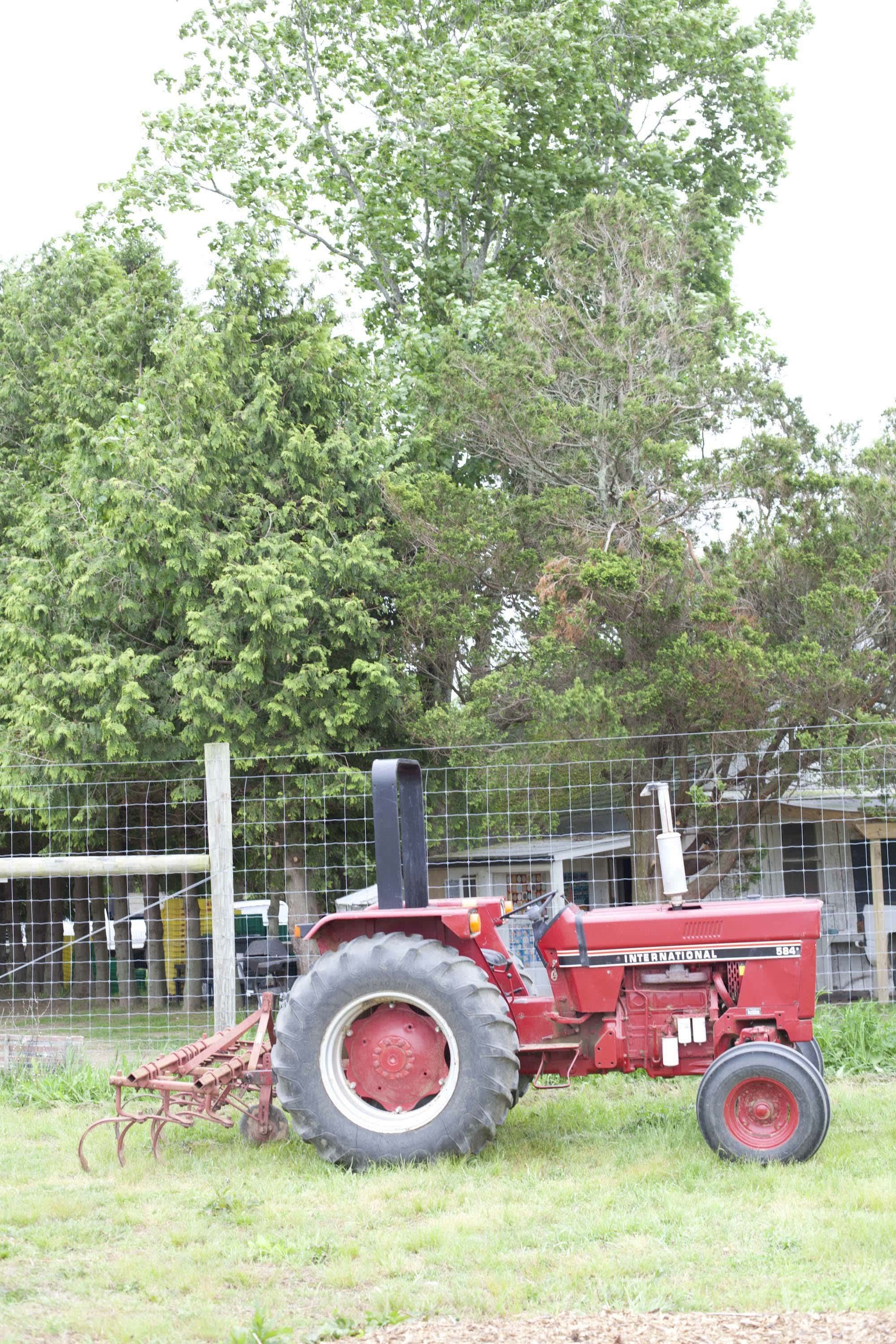 Why a Tractor Is So Indispensable to a Real Working Farm: gallery image 22