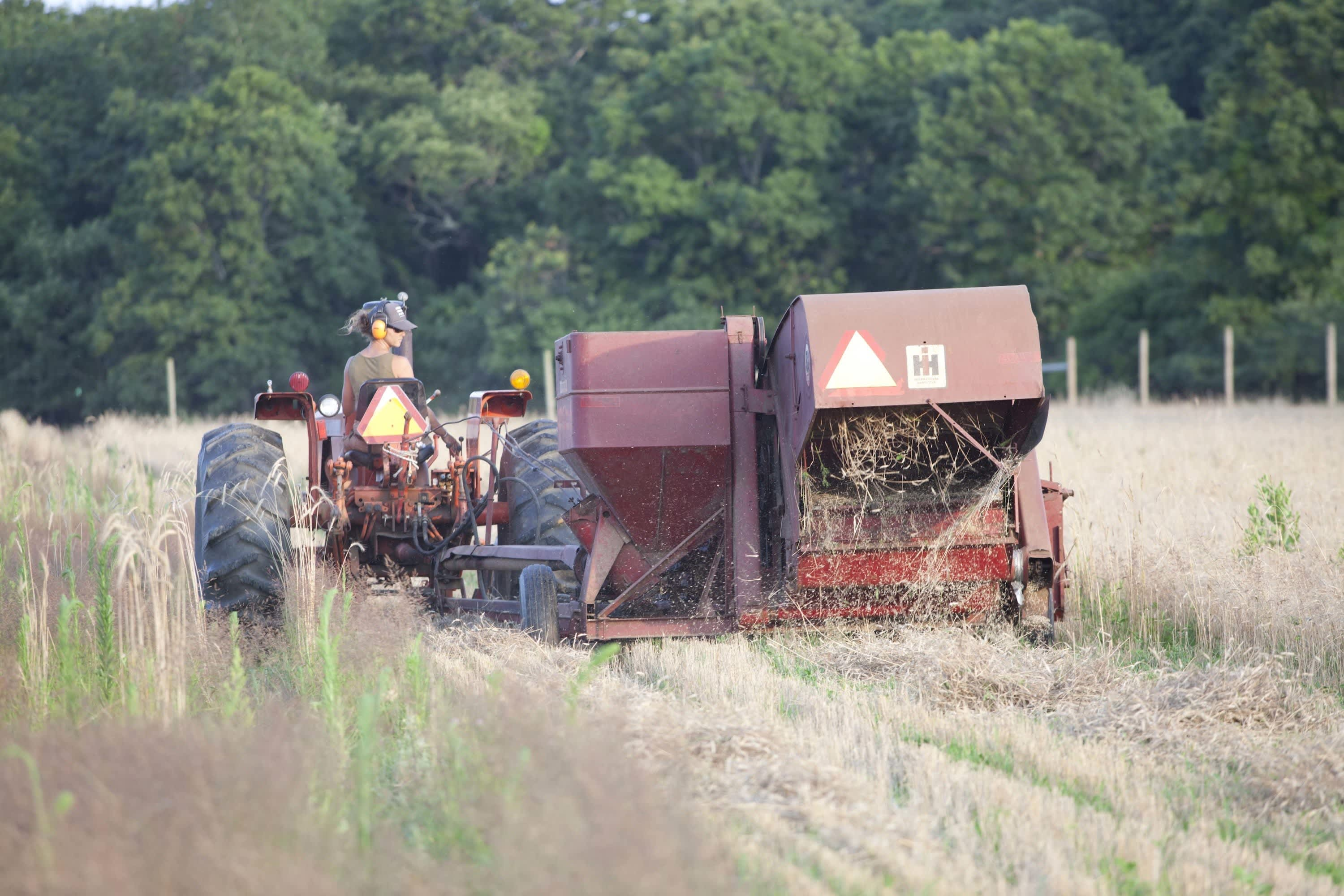 Why a Tractor Is So Indispensable to a Real Working Farm: gallery image 28