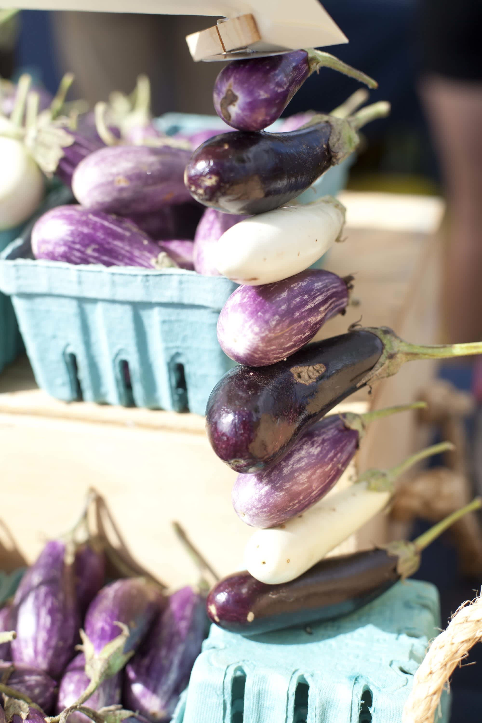 How Produce Gets from the Farm to a Farmers Market: gallery image 11