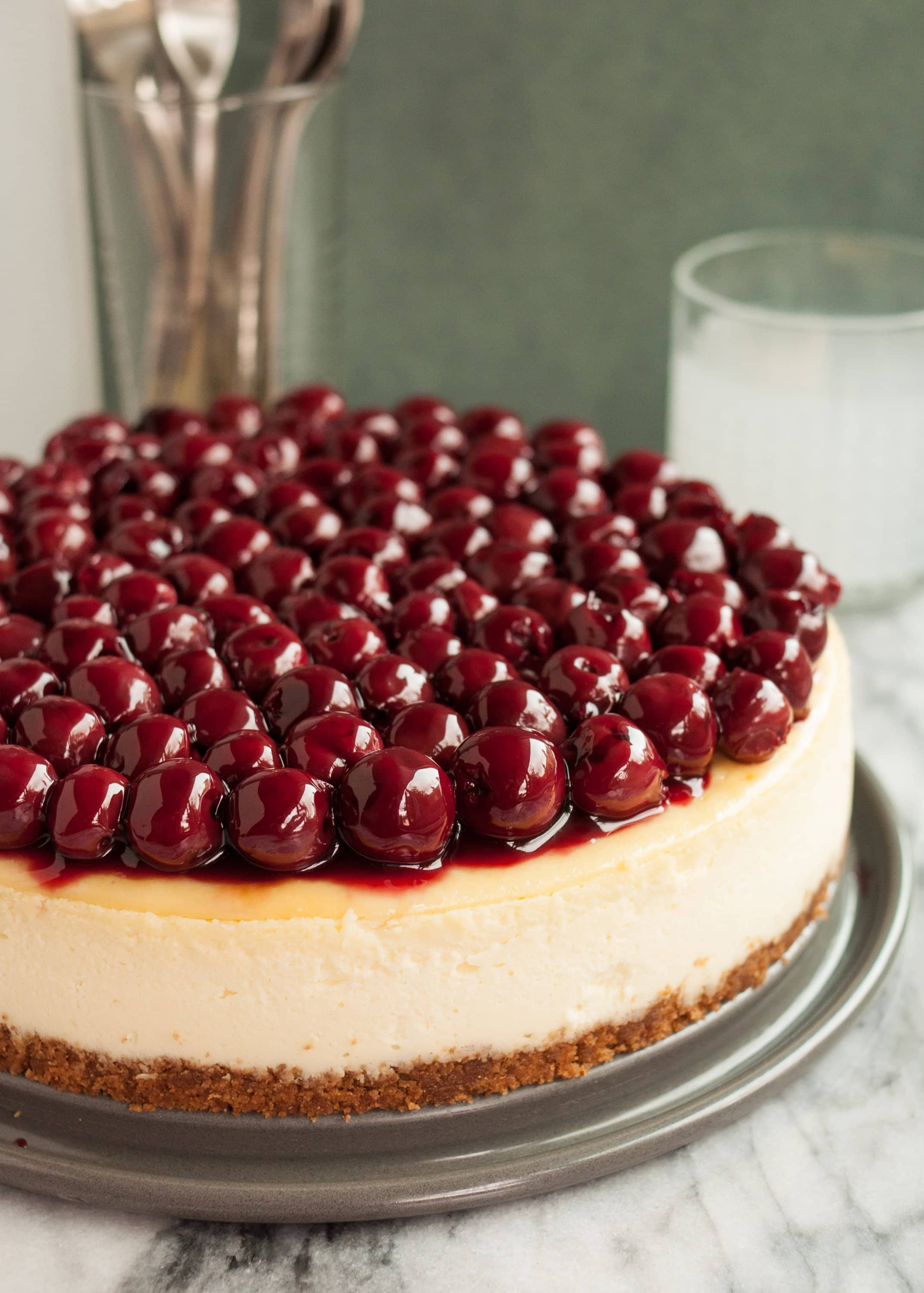 How To Make Perfect Cheesecake: gallery image 18