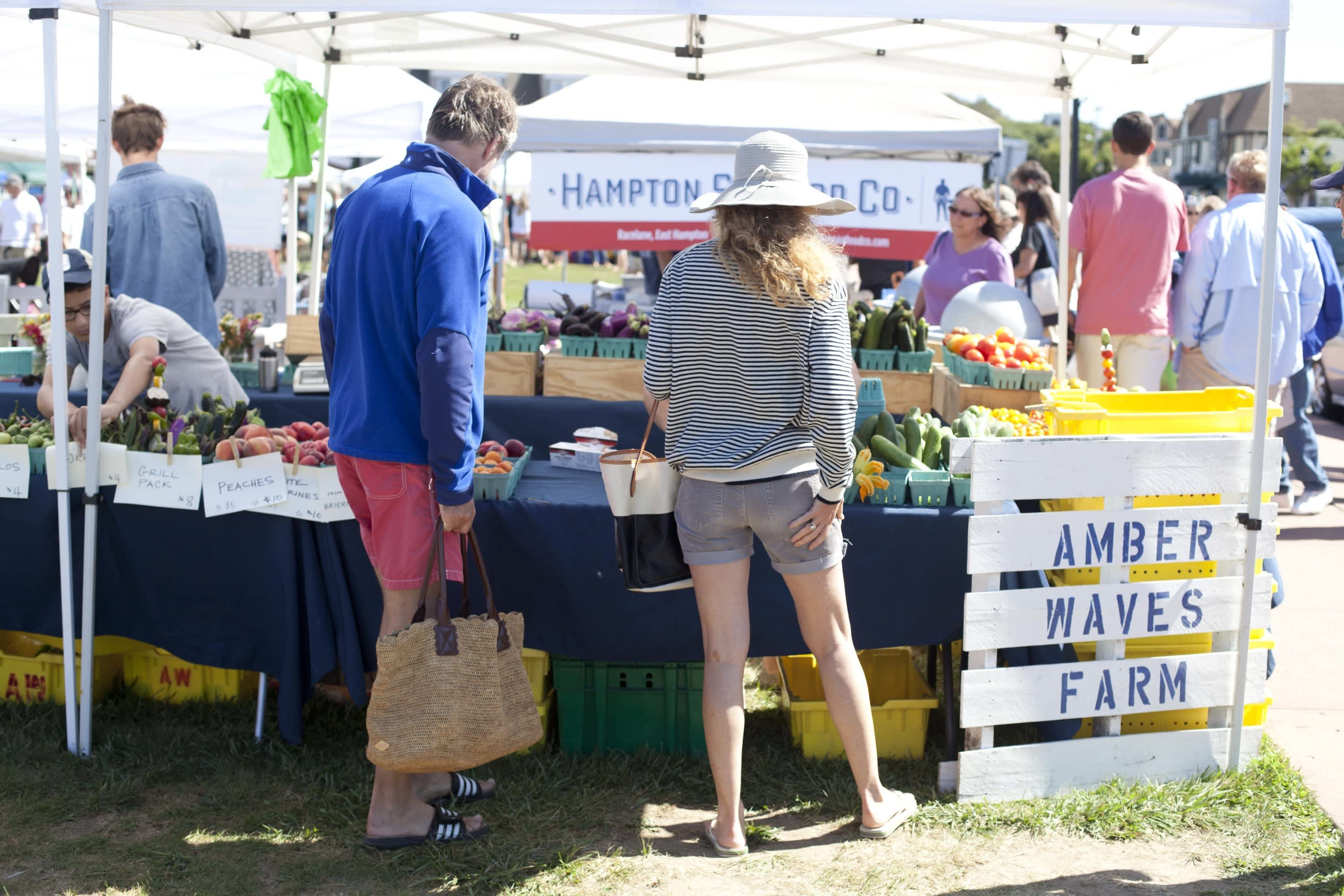 How Produce Gets from the Farm to a Farmers Market: gallery image 44