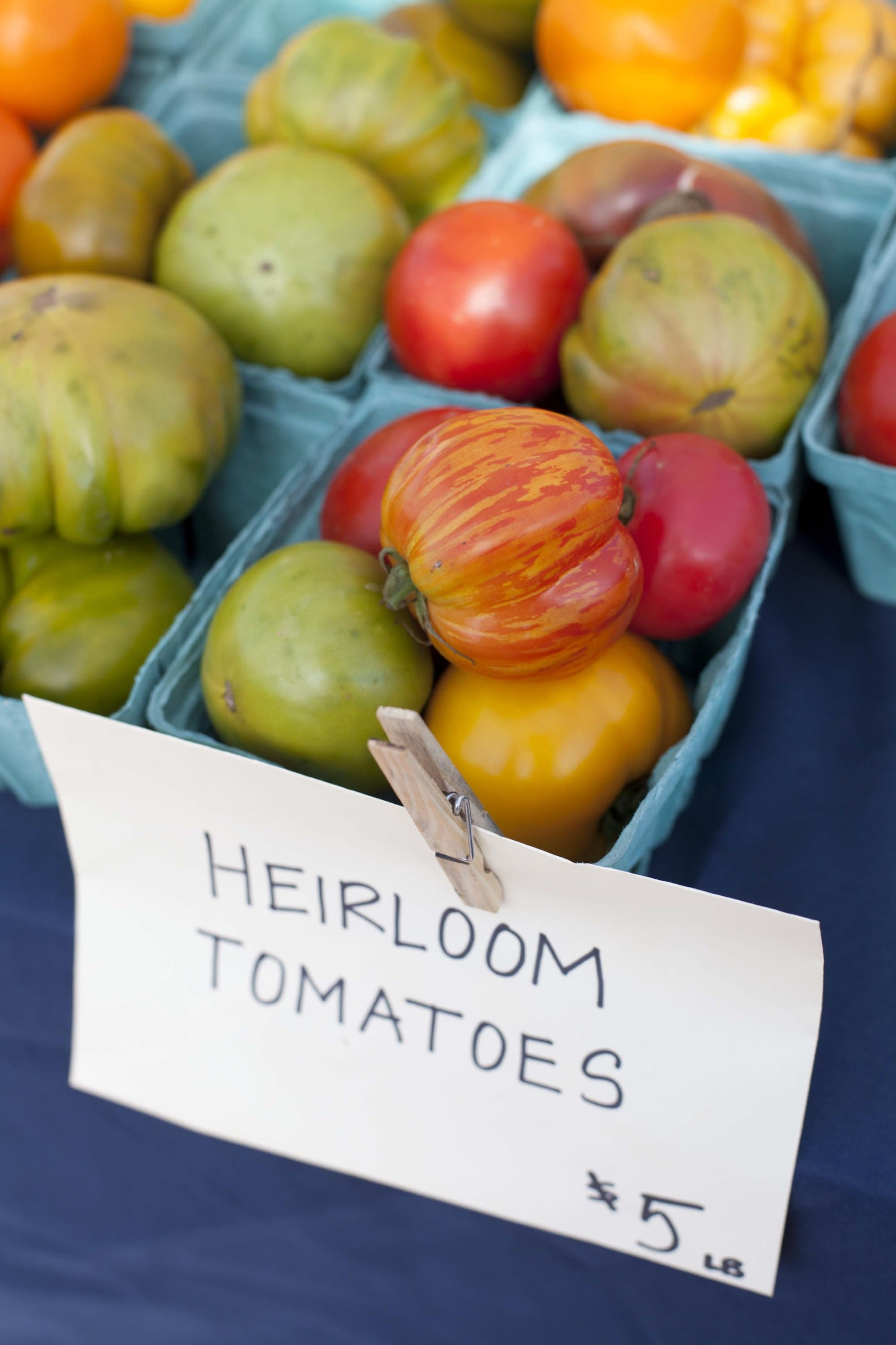 How Produce Gets from the Farm to a Farmers Market: gallery image 12