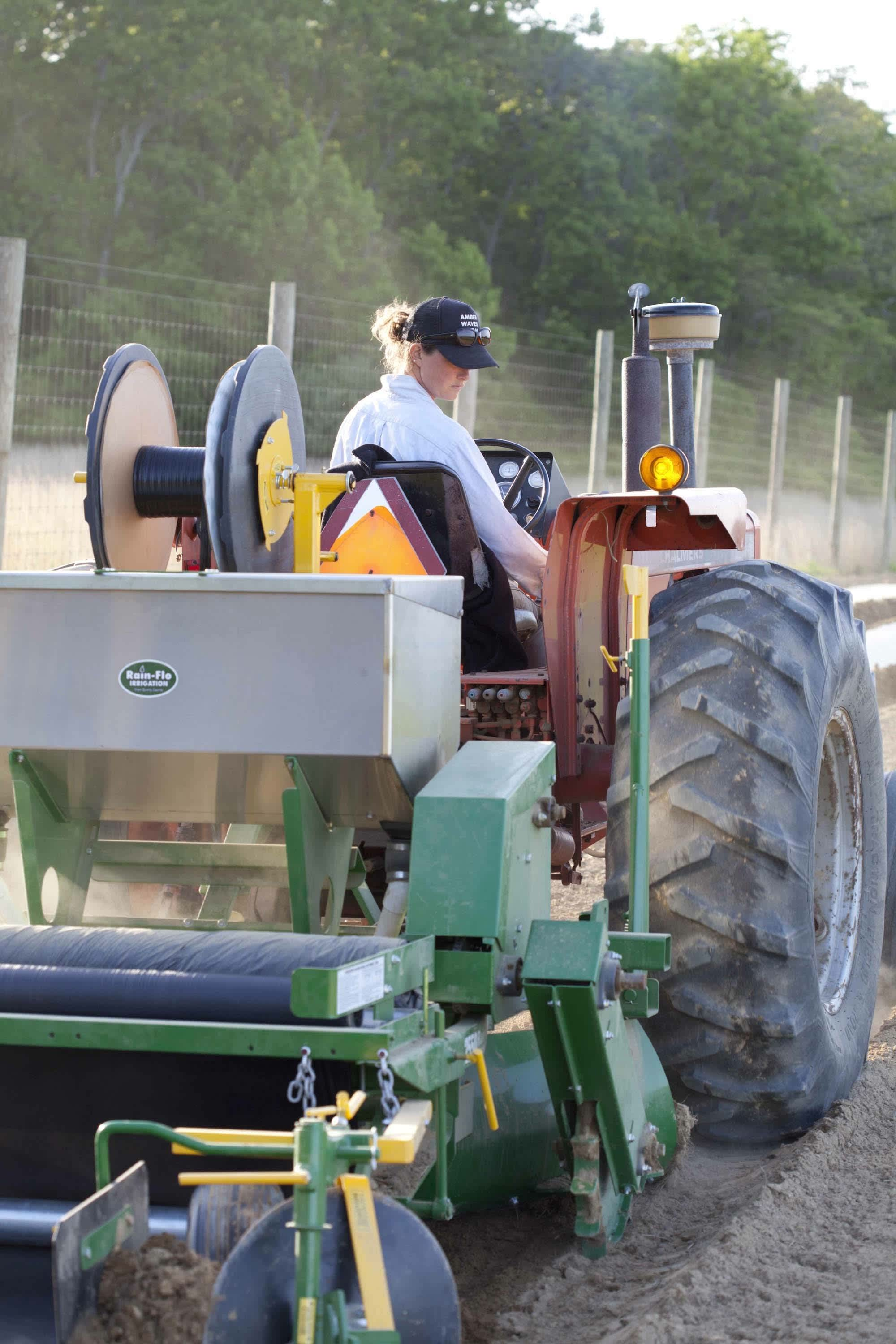 Why a Tractor Is So Indispensable to a Real Working Farm: gallery image 4