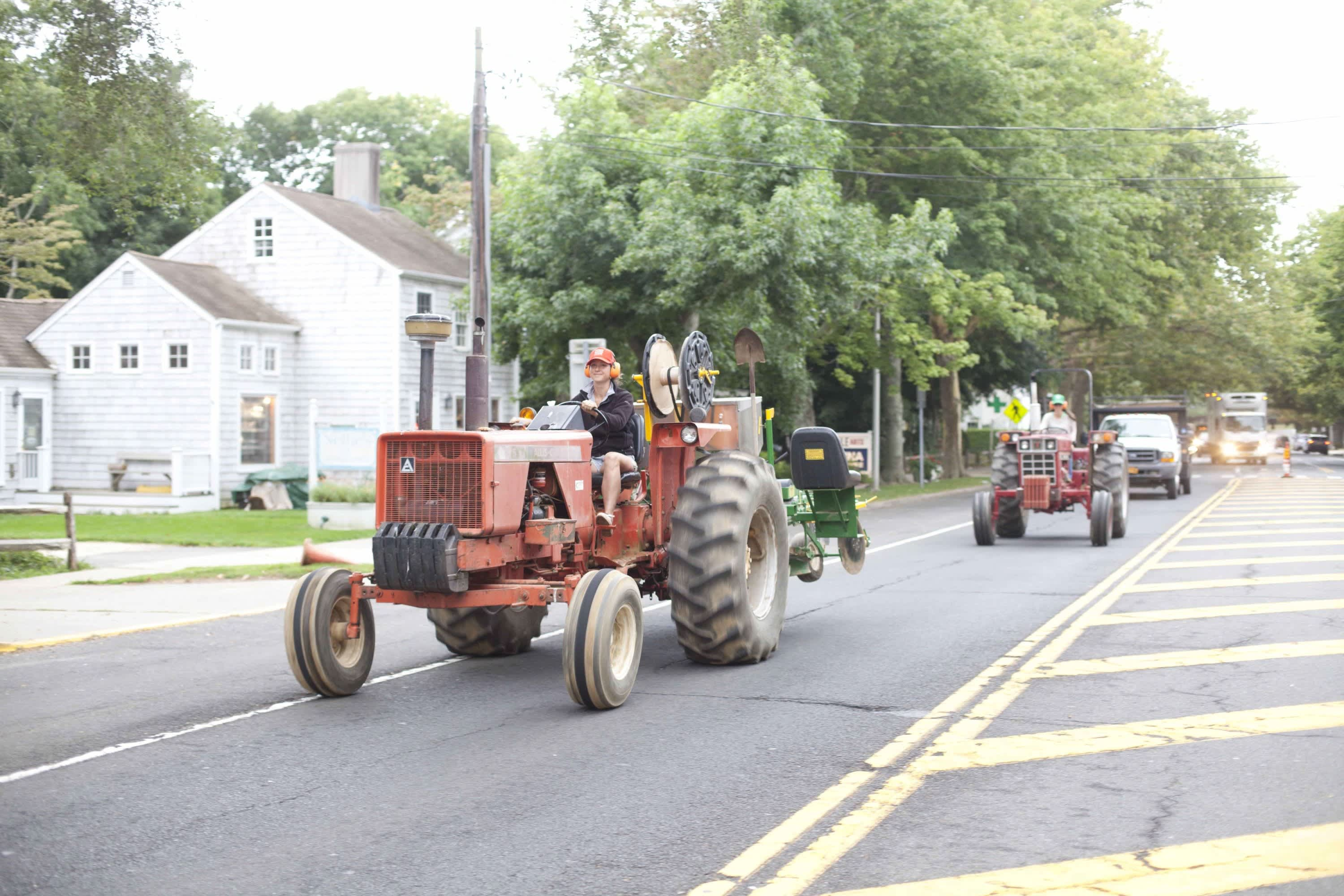 Why a Tractor Is So Indispensable to a Real Working Farm: gallery image 15