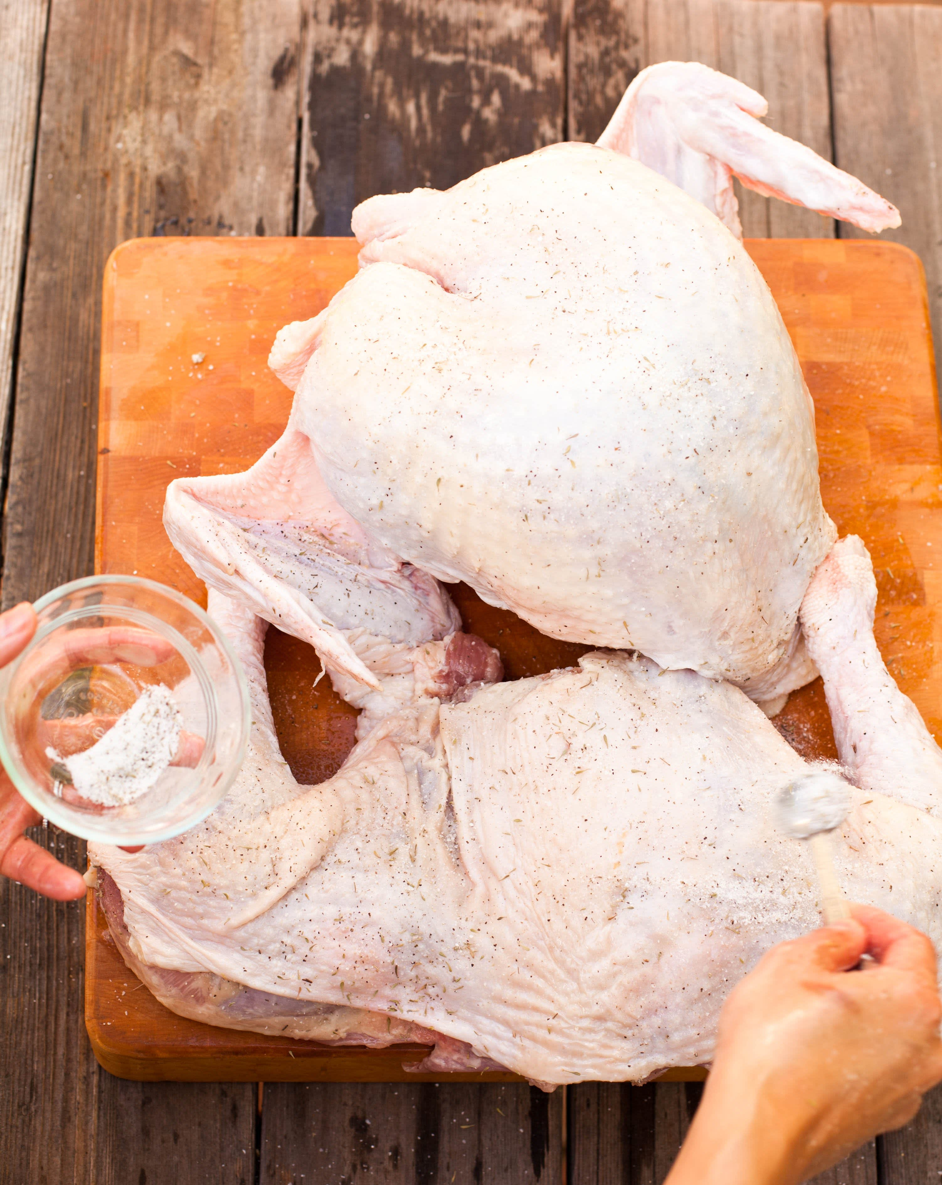 How To Dry-Brine a Turkey: gallery image 6