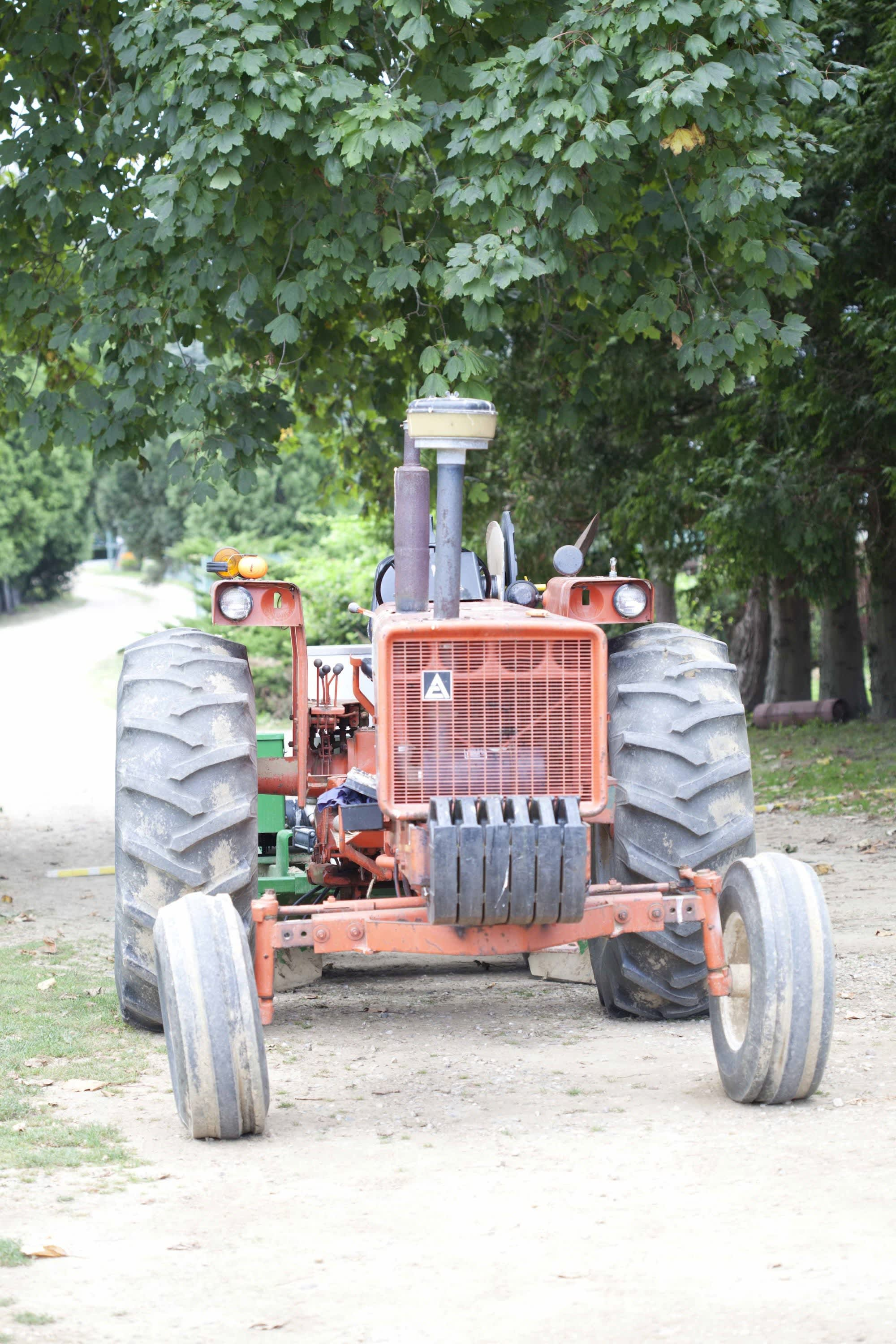 Why a Tractor Is So Indispensable to a Real Working Farm: gallery image 20