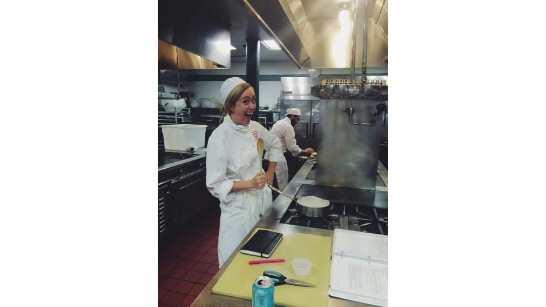 The Secrets of Culinary School: Ariel Knutson from The Kitchn: gallery image 1