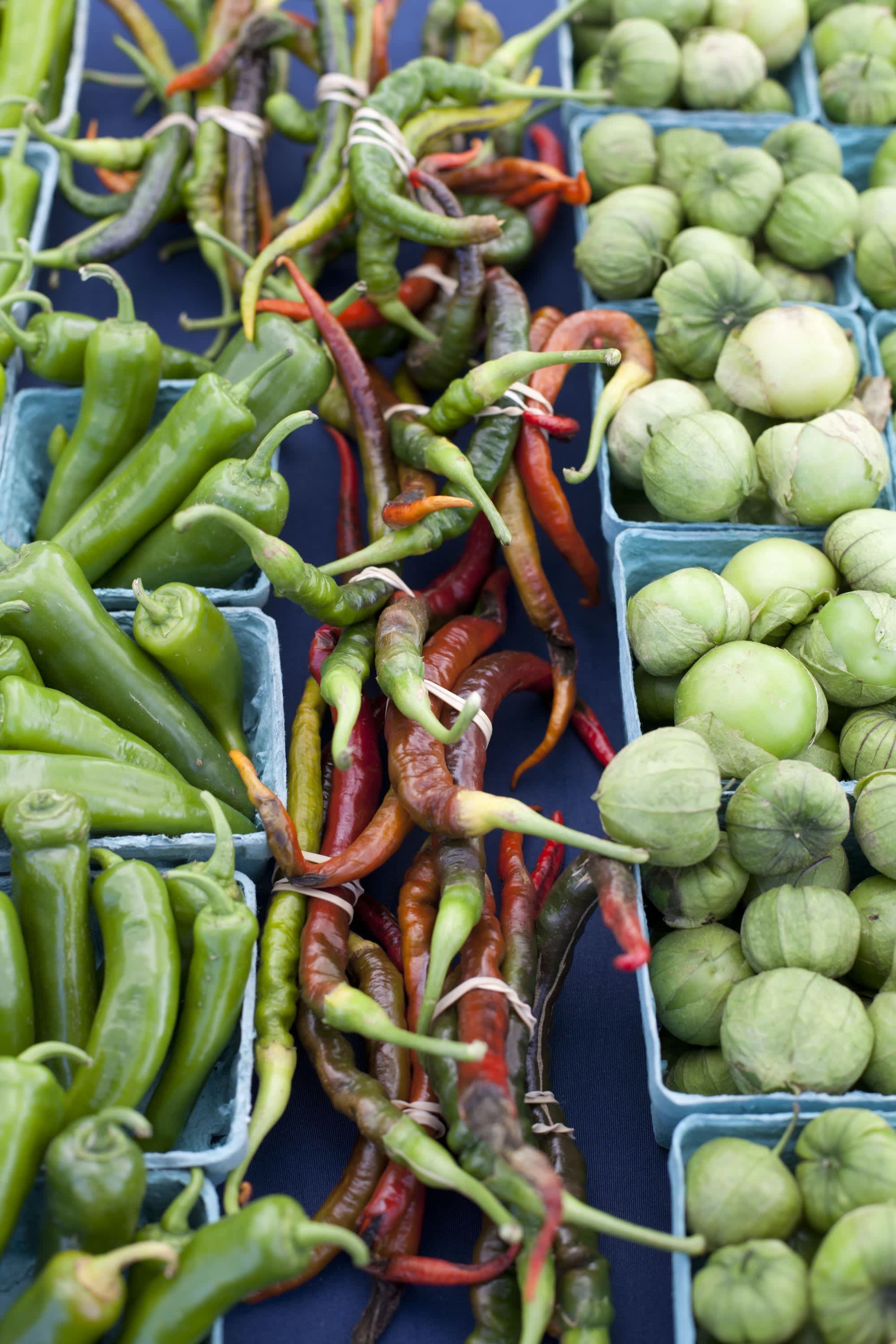 How Produce Gets from the Farm to a Farmers Market: gallery image 17