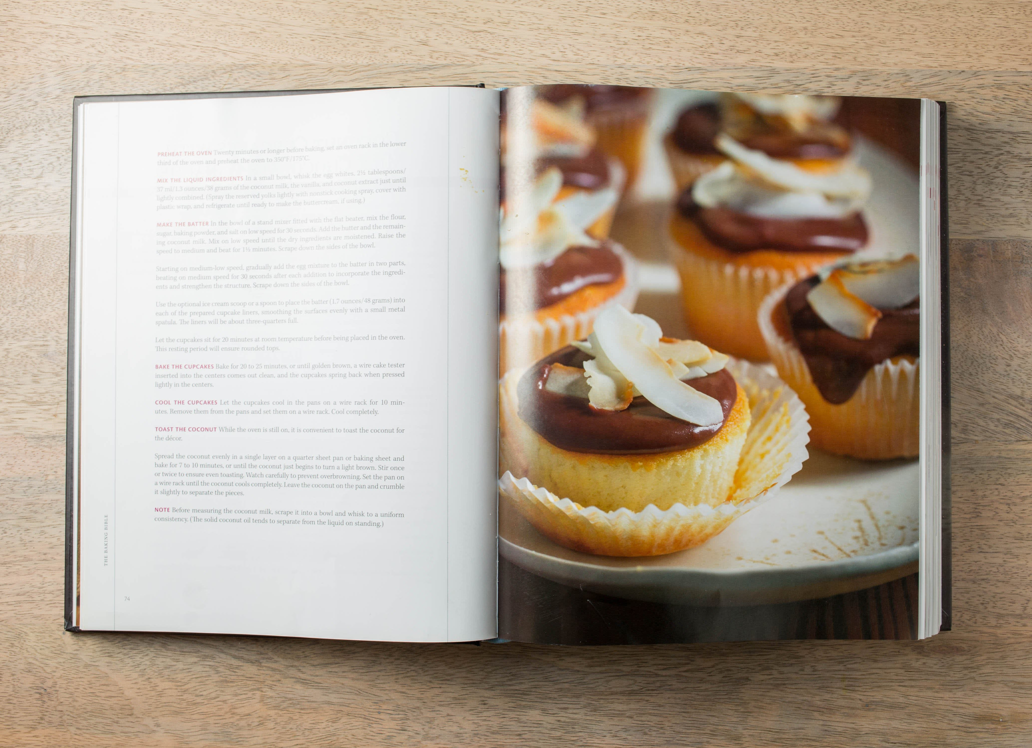 Want Perfect Treats, Guaranteed? The Baking Bible Delivers.: gallery image 2