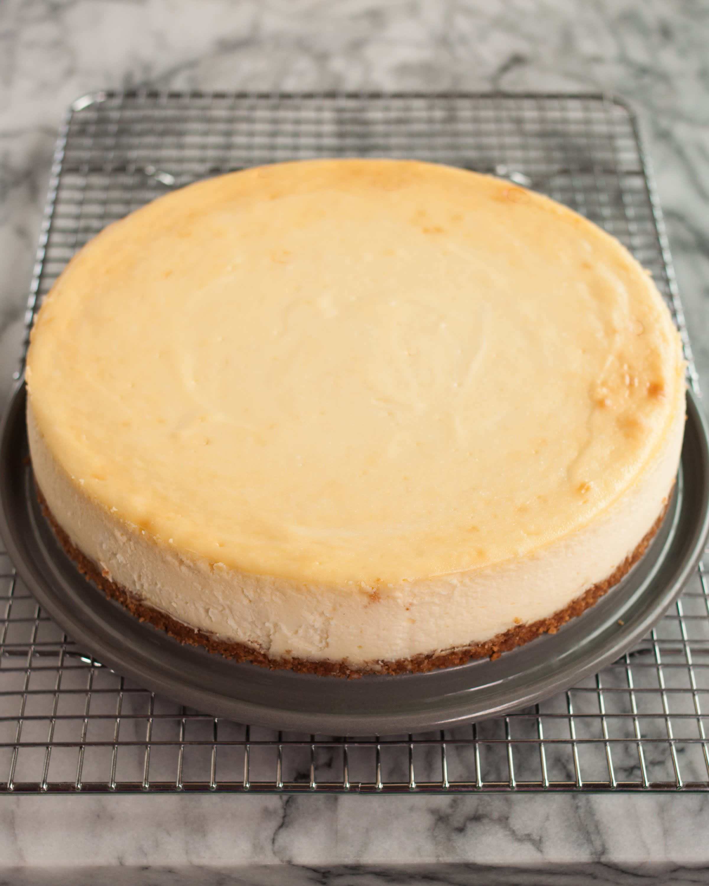 How To Make Perfect Cheesecake: gallery image 17