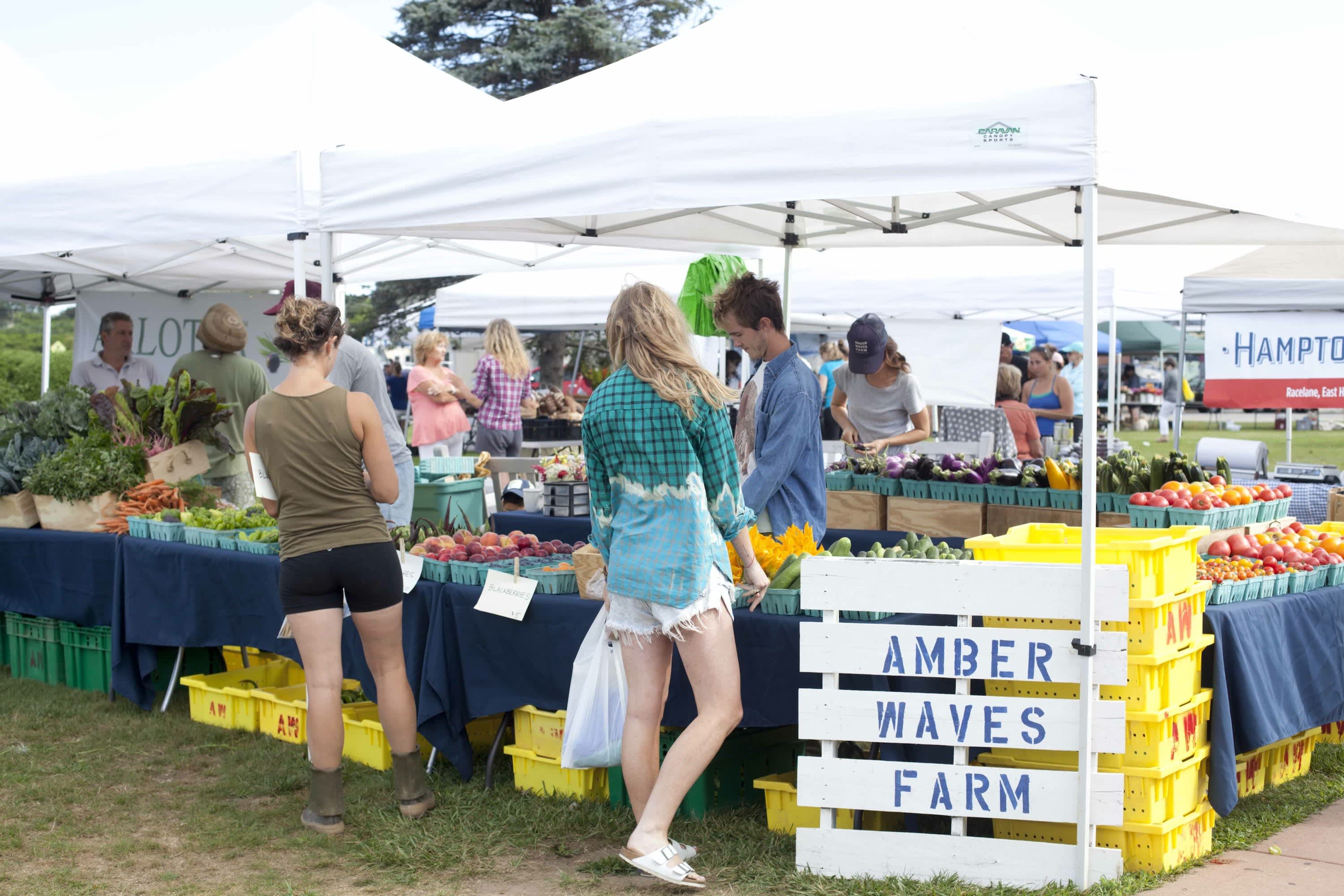 How Produce Gets from the Farm to a Farmers Market: gallery image 20