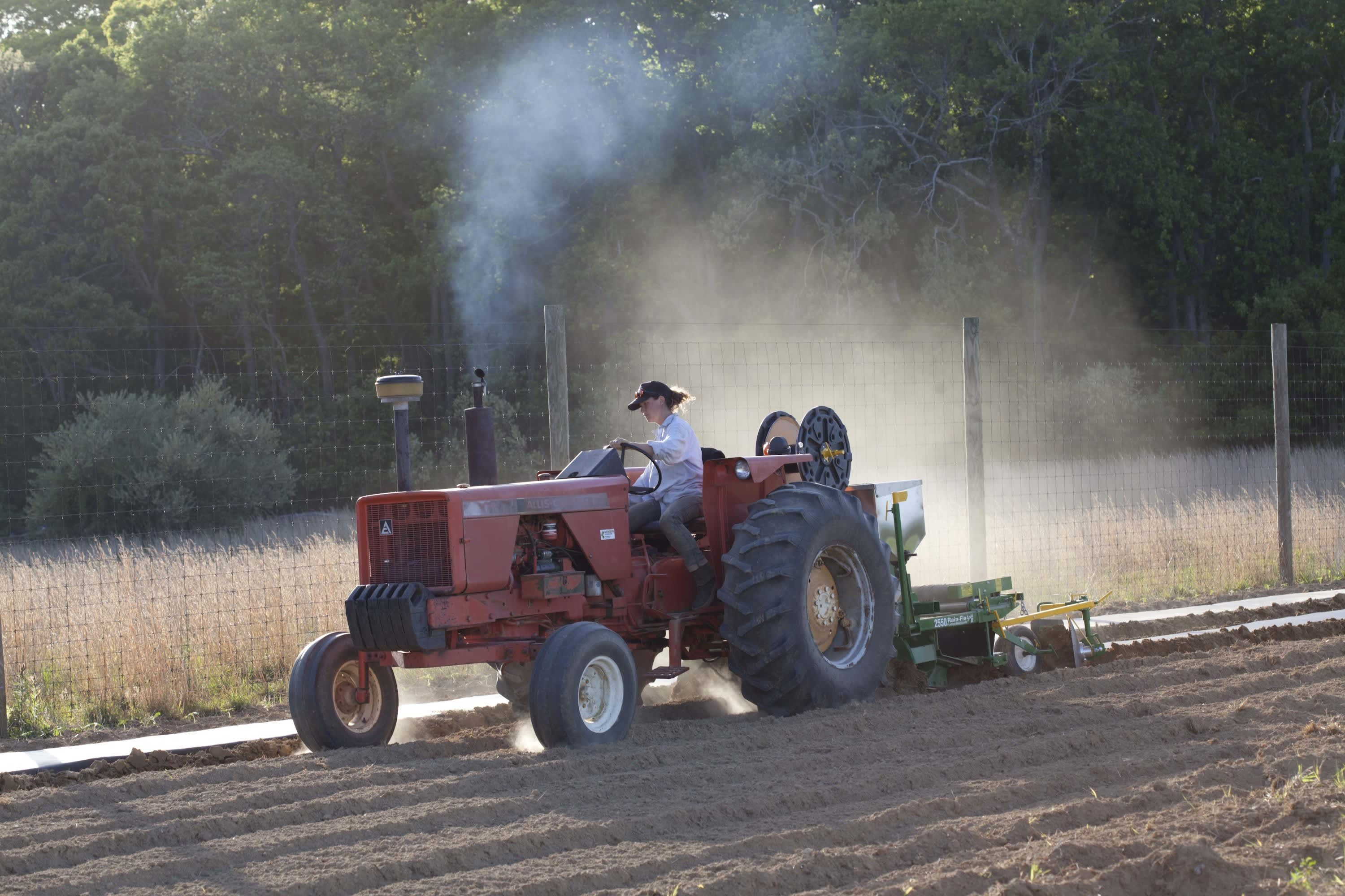Why a Tractor Is So Indispensable to a Real Working Farm: gallery image 2