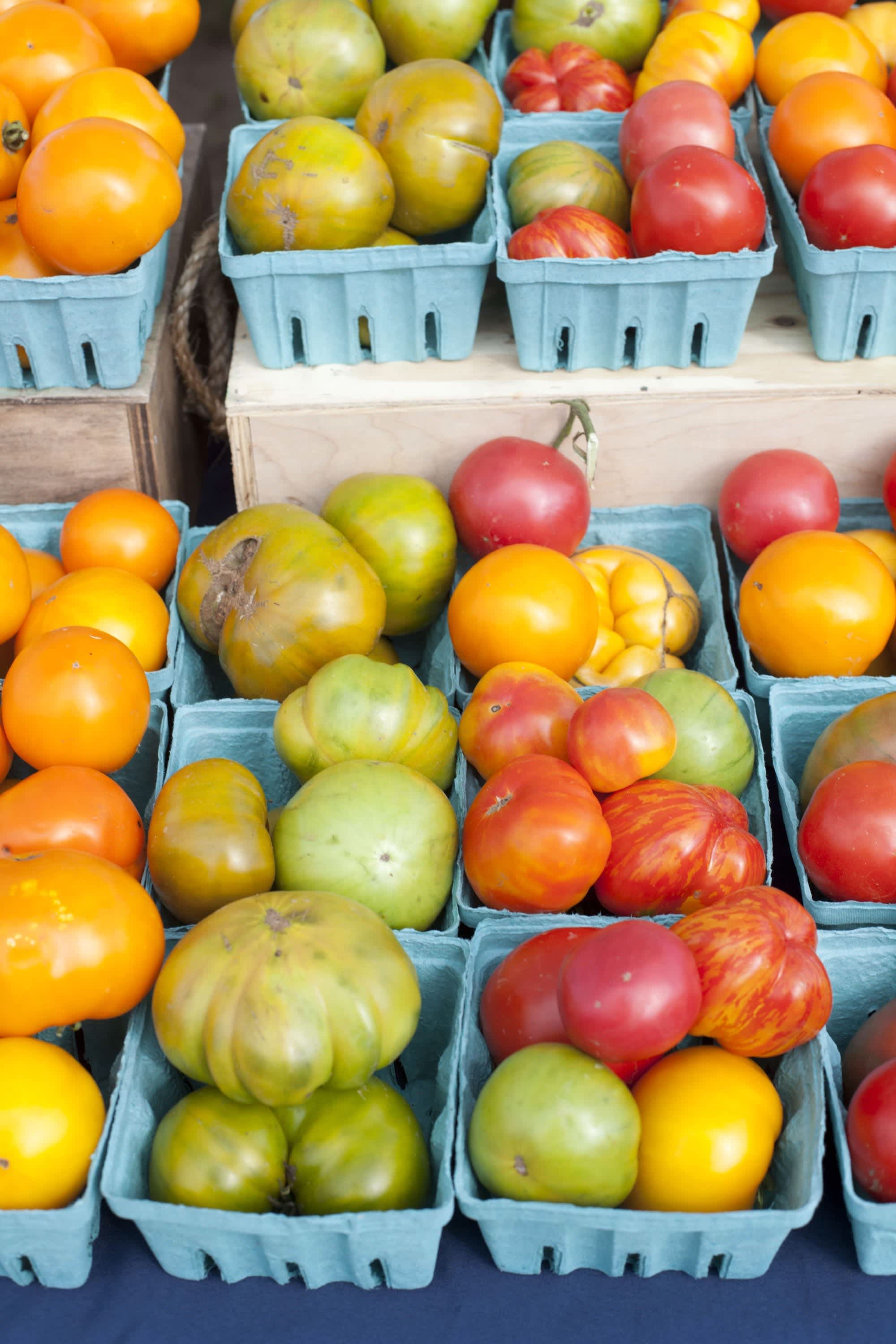 How Produce Gets from the Farm to a Farmers Market: gallery image 45